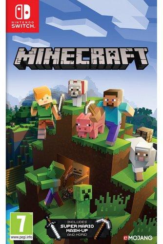 Nintendo Switch Minecraft Bedrock Edition Studio