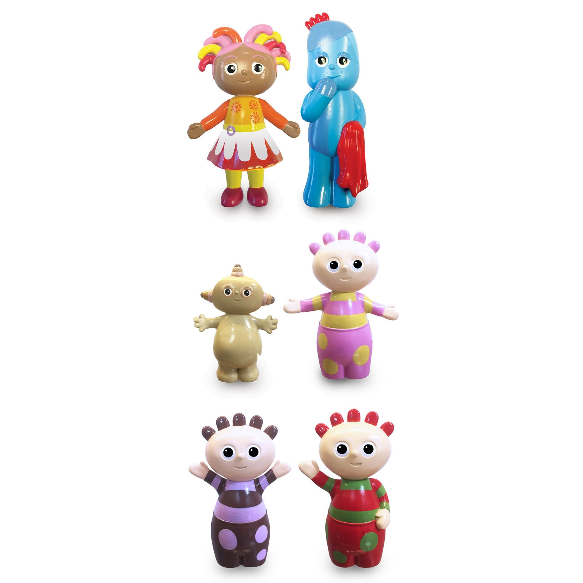 Image of Figurine Gift Pack - In the Night Garden