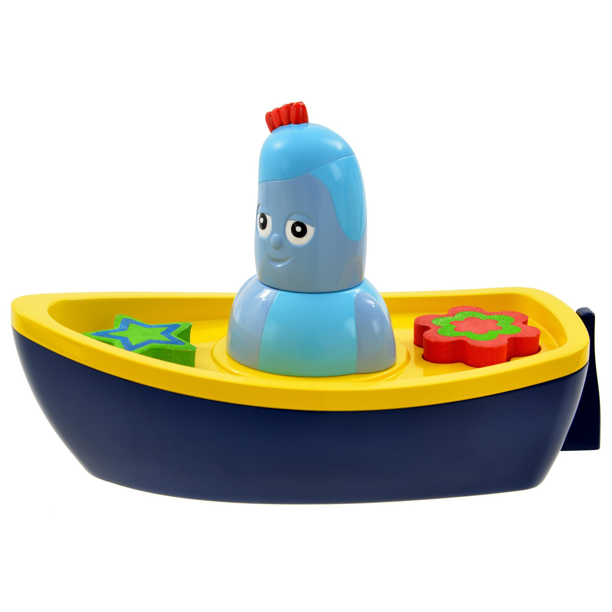 Image of Igglepiggles Light-up Shape Sorting Boat - In the Night Garden