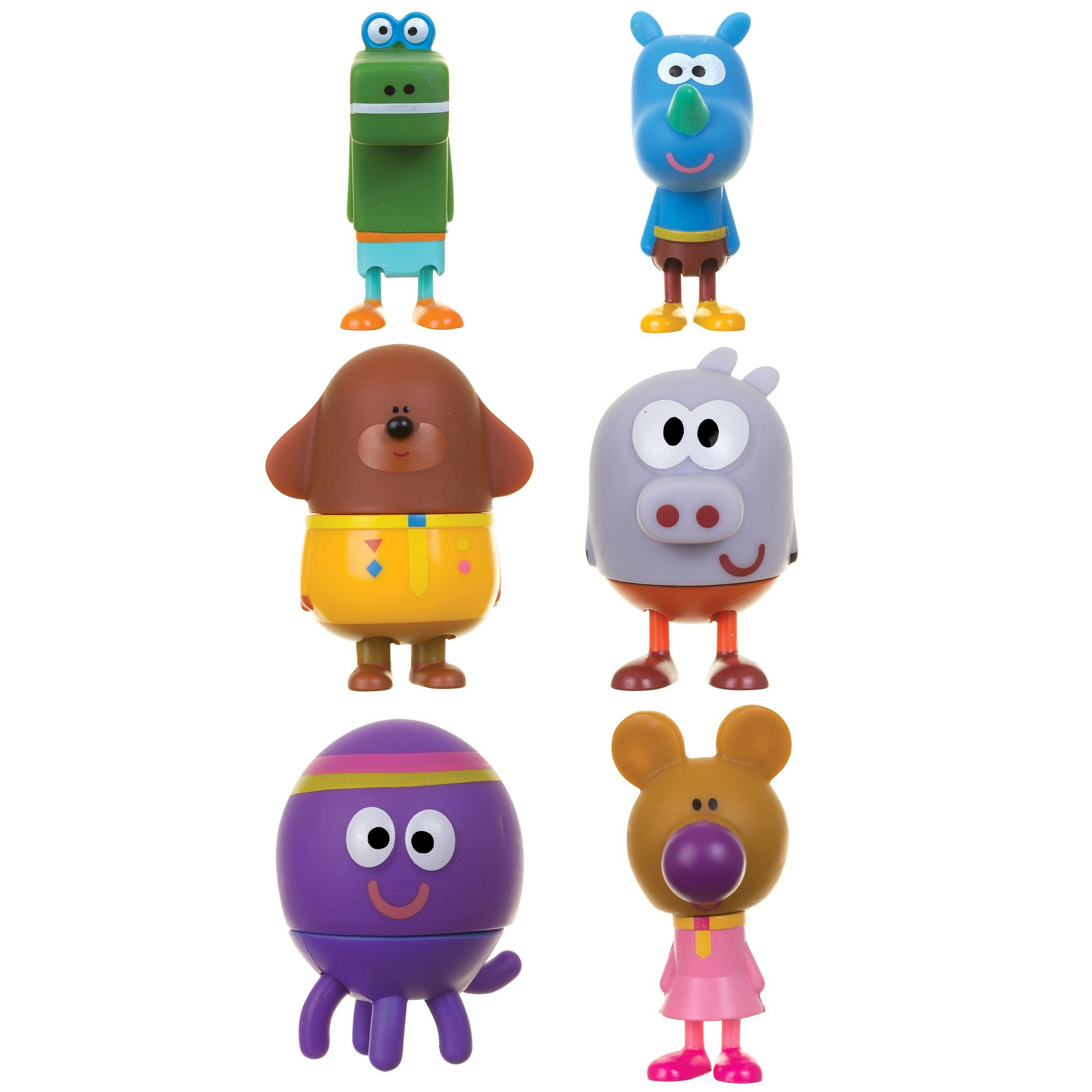 Image of Hey Duggee Figurine Set