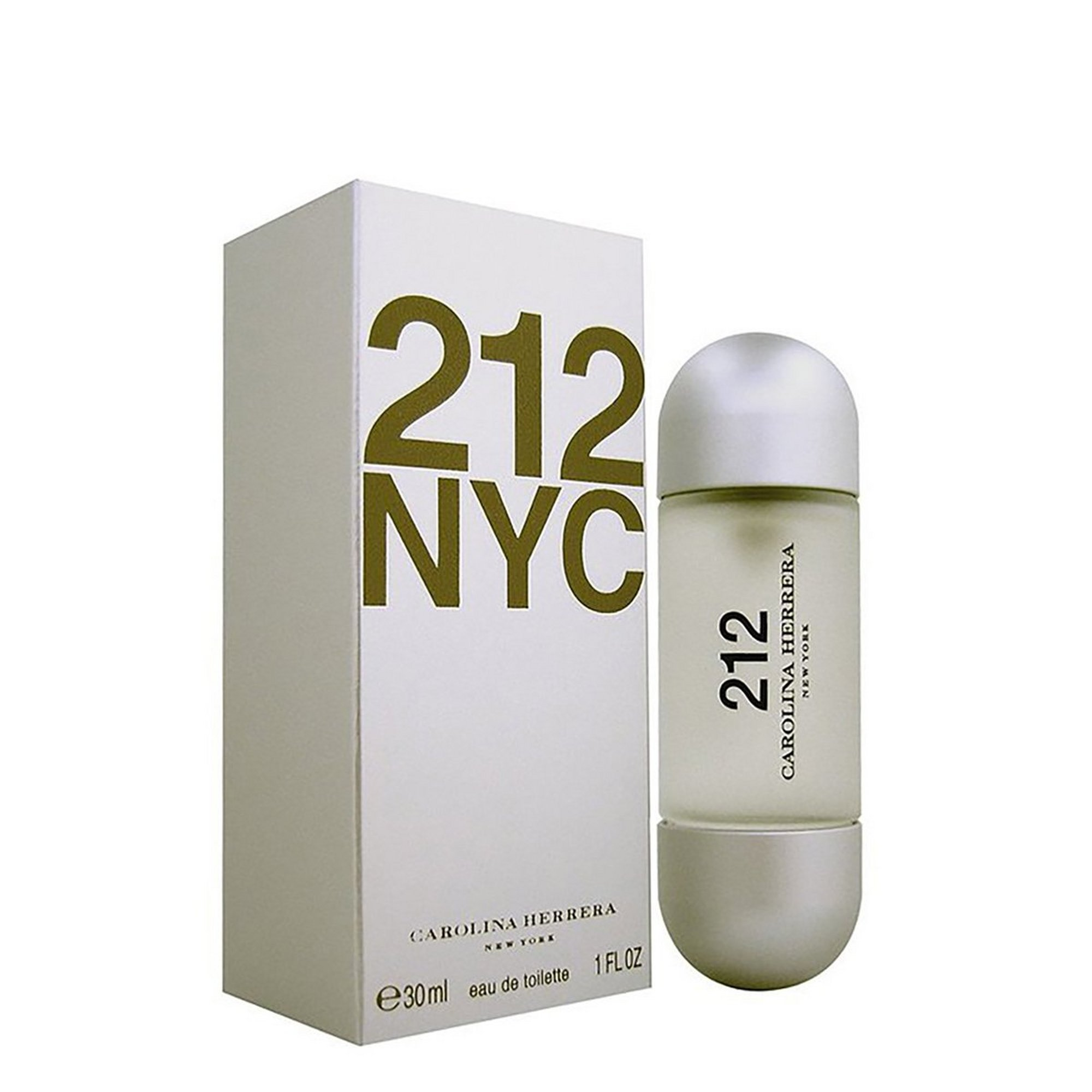 Image of Carolina Herrera 212 Femme 30ml EDT
