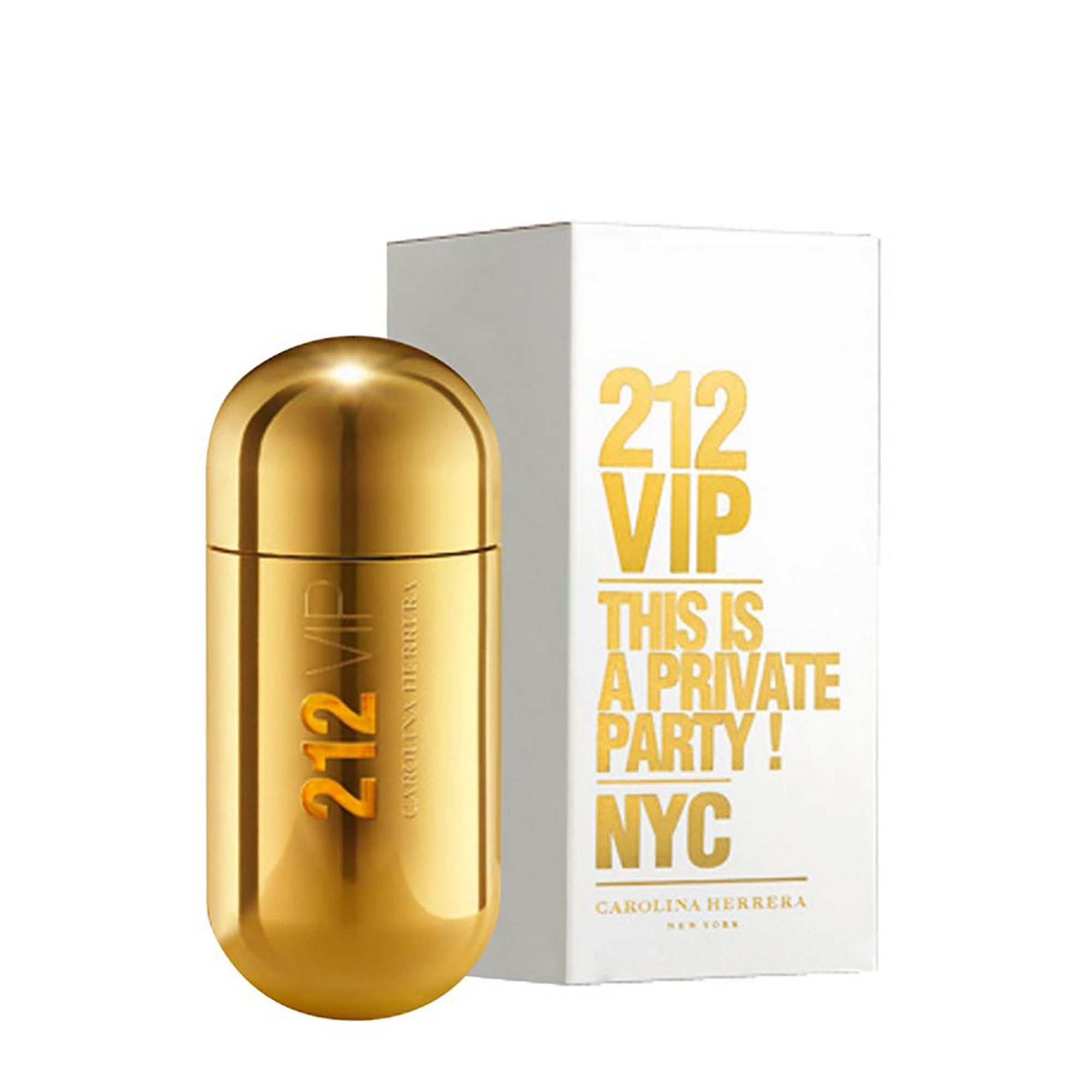 Image of Carolina Herrera 212 VIP Ladies 80ml EDP