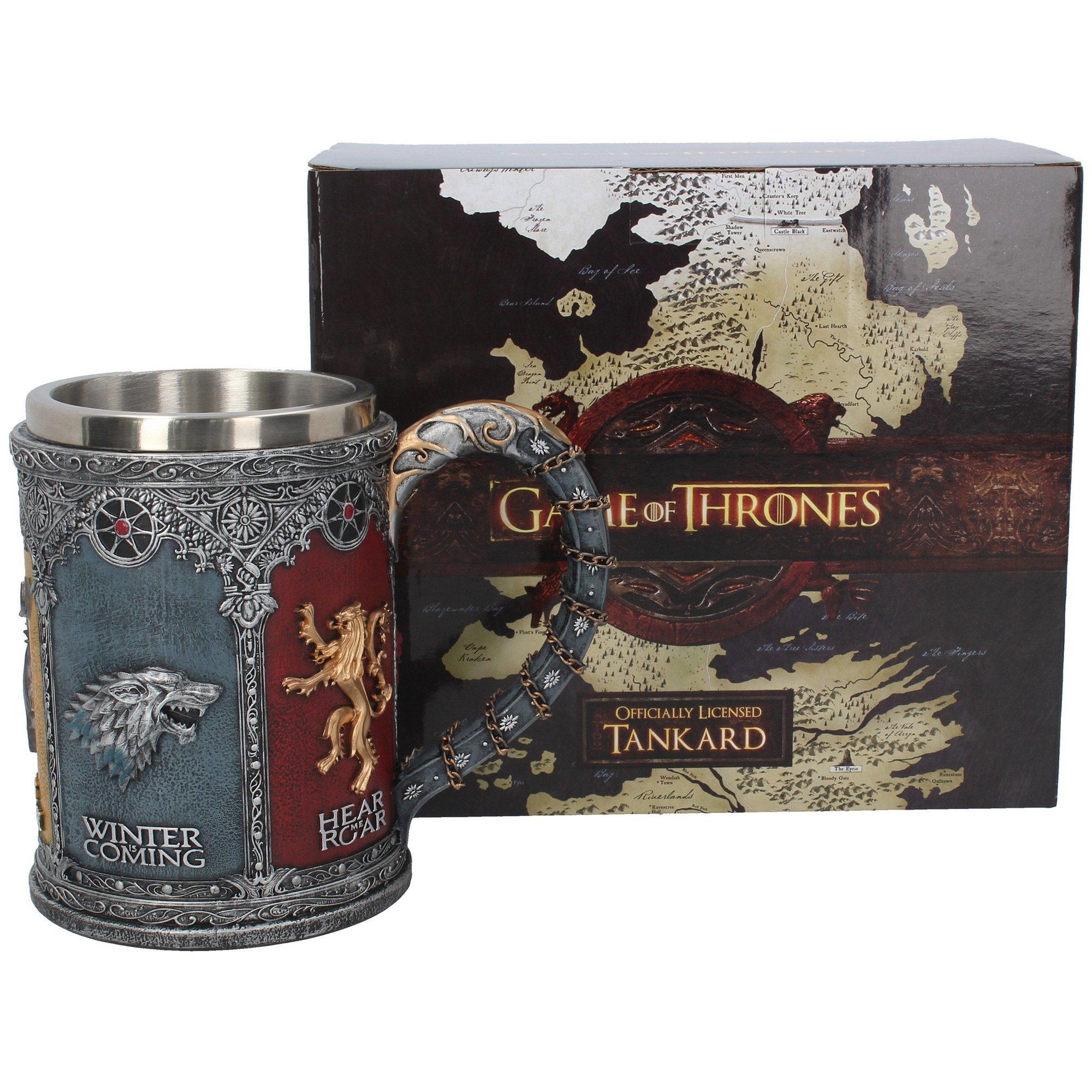 Image of Game of Thrones Sigil Tankard
