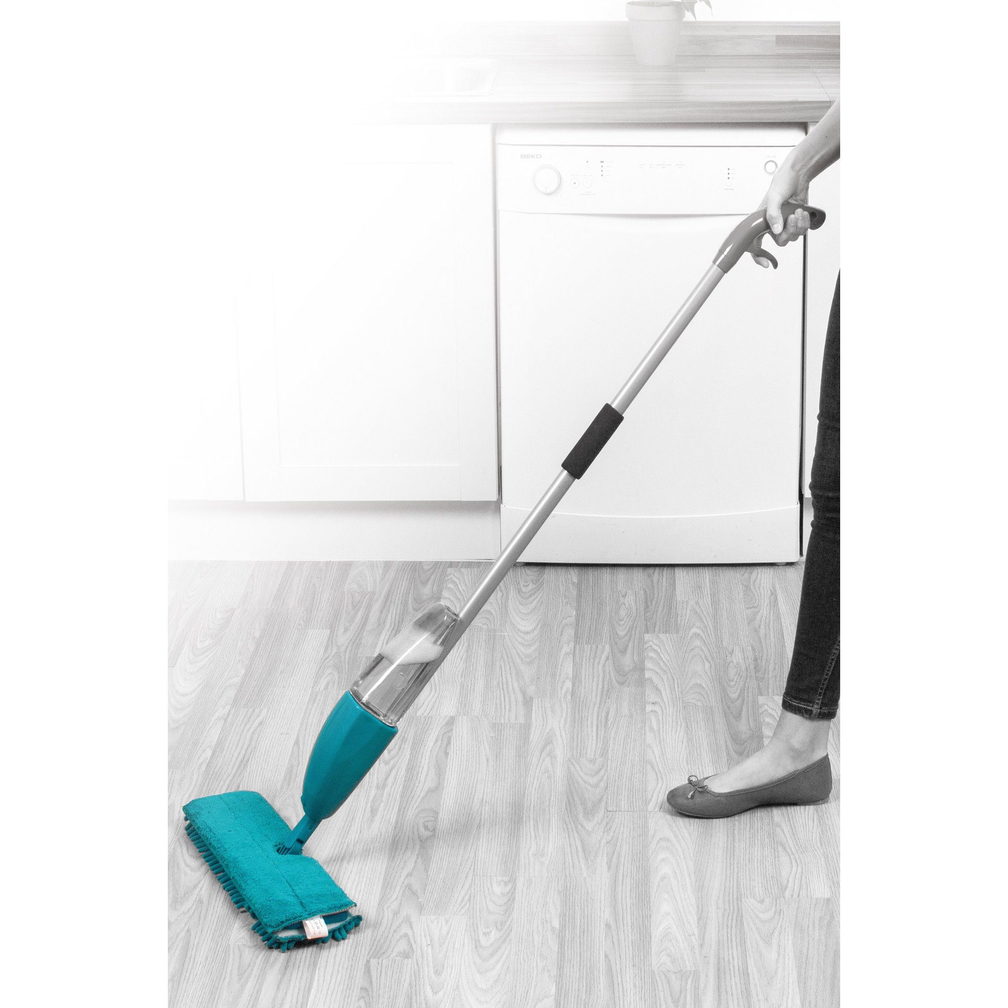 Image of Beldray Double Sided Spray Mop