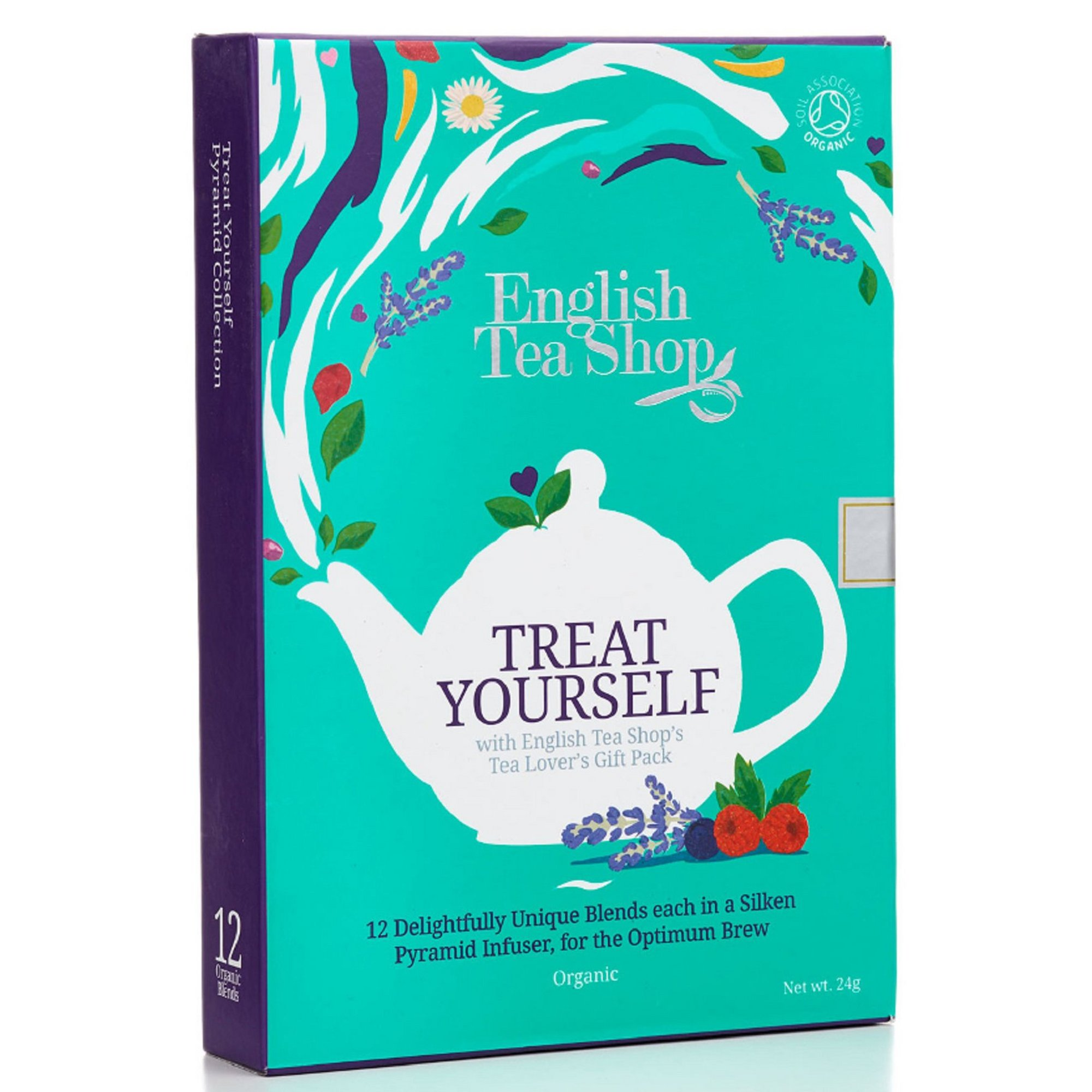 Image of English Tea Shop Organic Book Style Gift Pack
