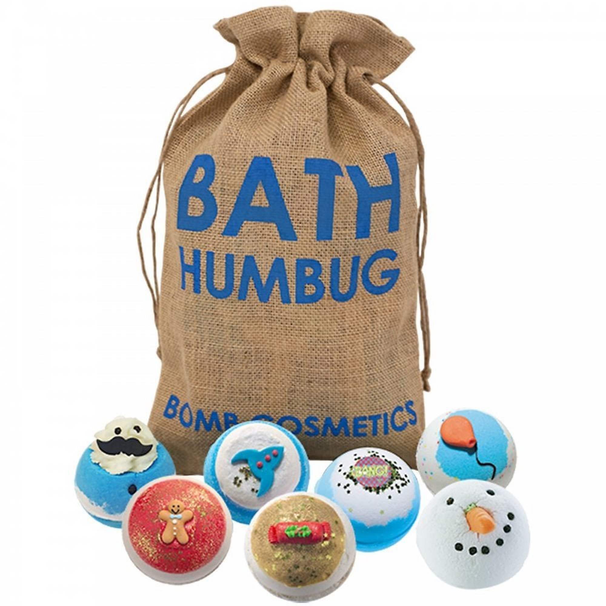 Image of Bomb Cosmetics Bath Humbug Sack