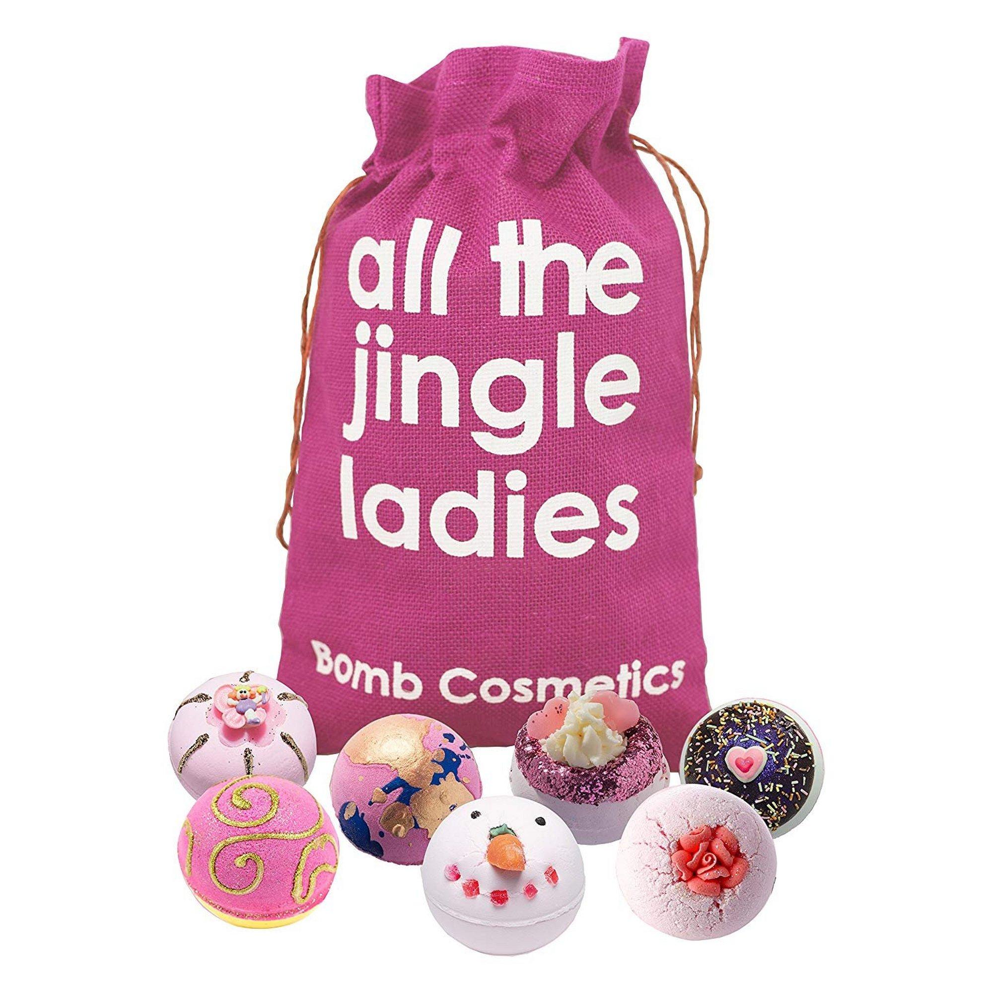 Image of Bomb Cosmetics All the Jingle Ladies Sack