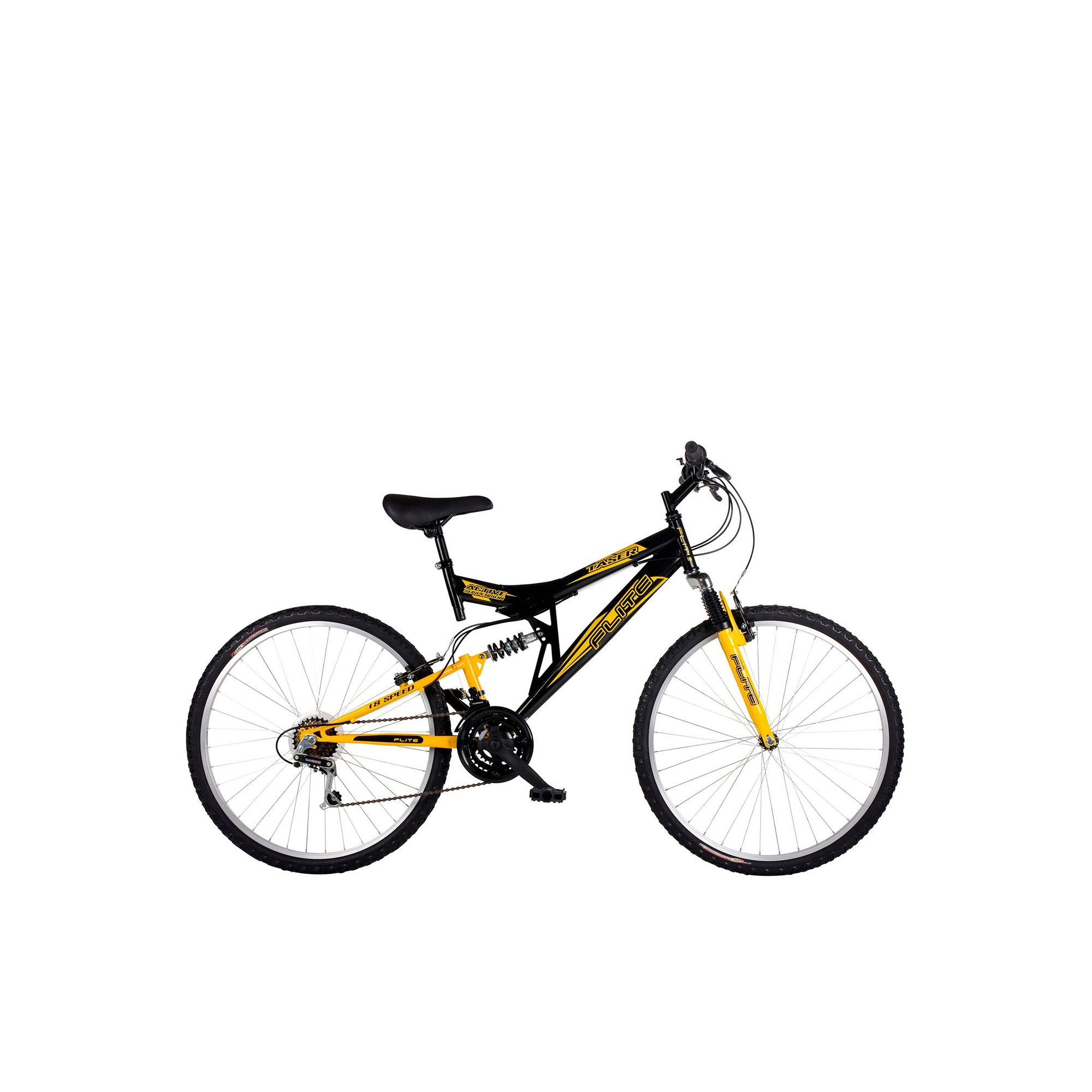 Image of Flite Taser 2 Mens MTB 18 Inch Bike