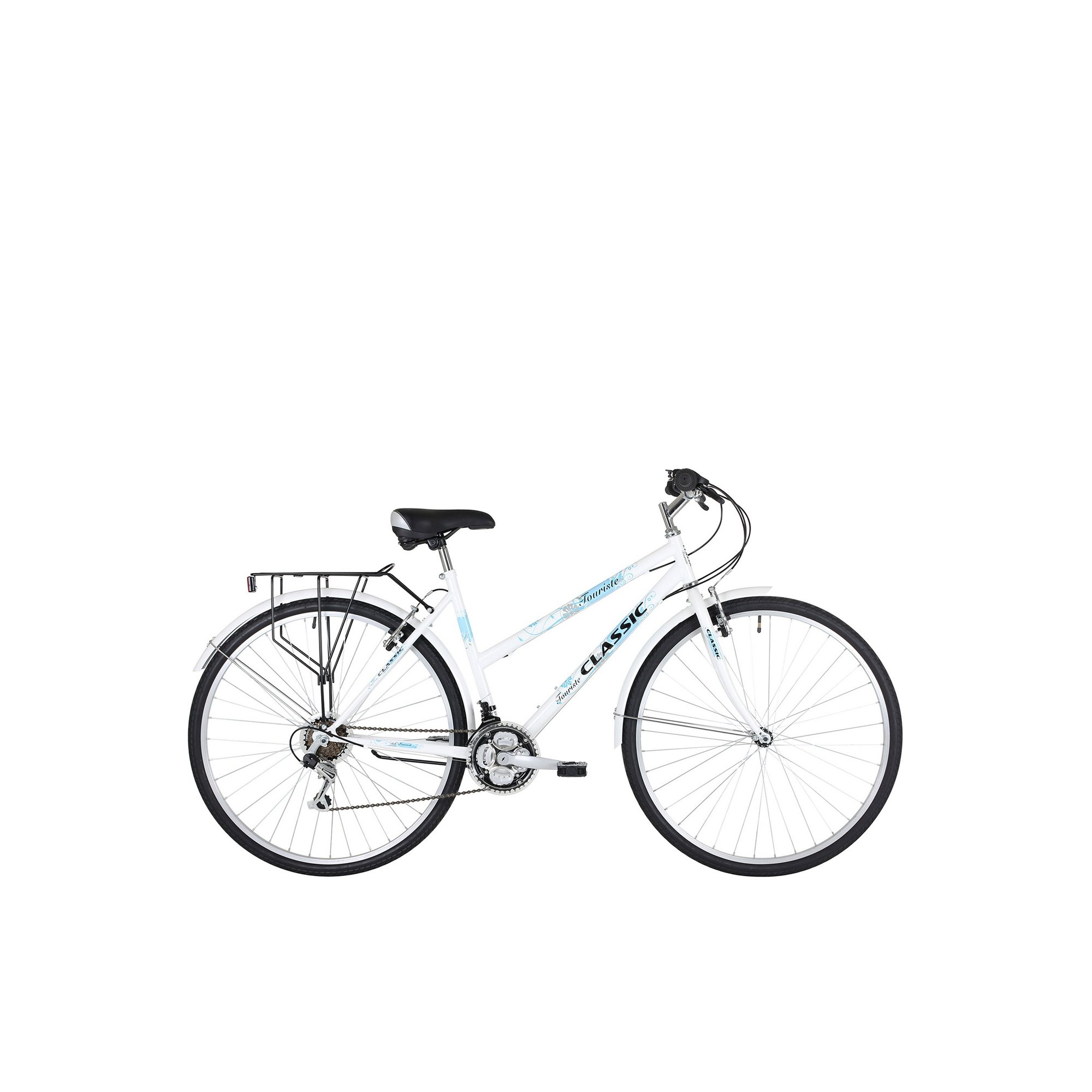 Image of Classic Touriste Womens Urban Bike - 19 Inch