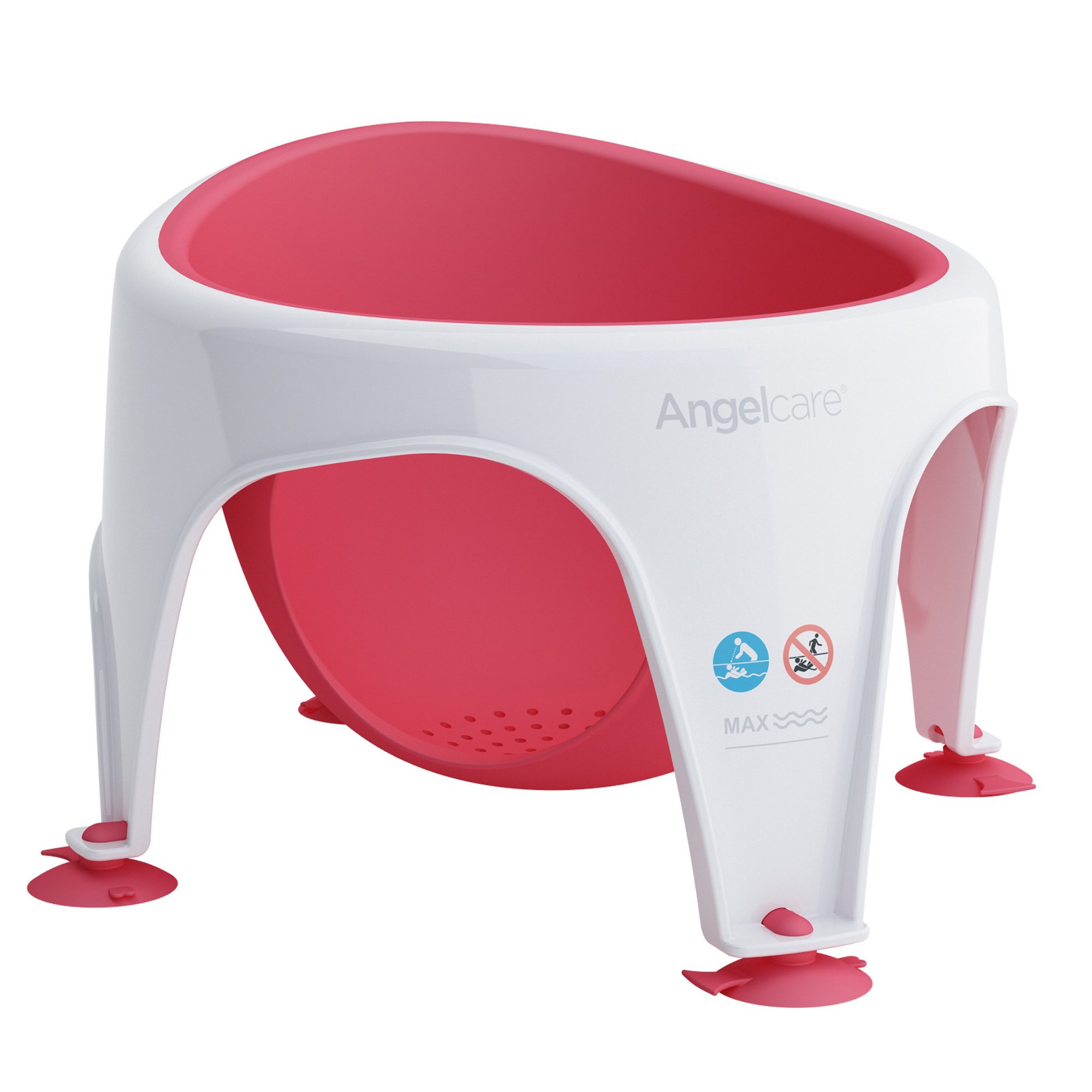Image of Angelcare Soft Touch Baby Bath Seat