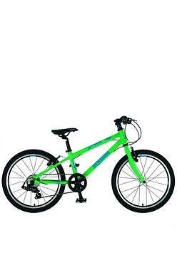 84fdd2d436f Kids Squish Green 20 Inch Bike