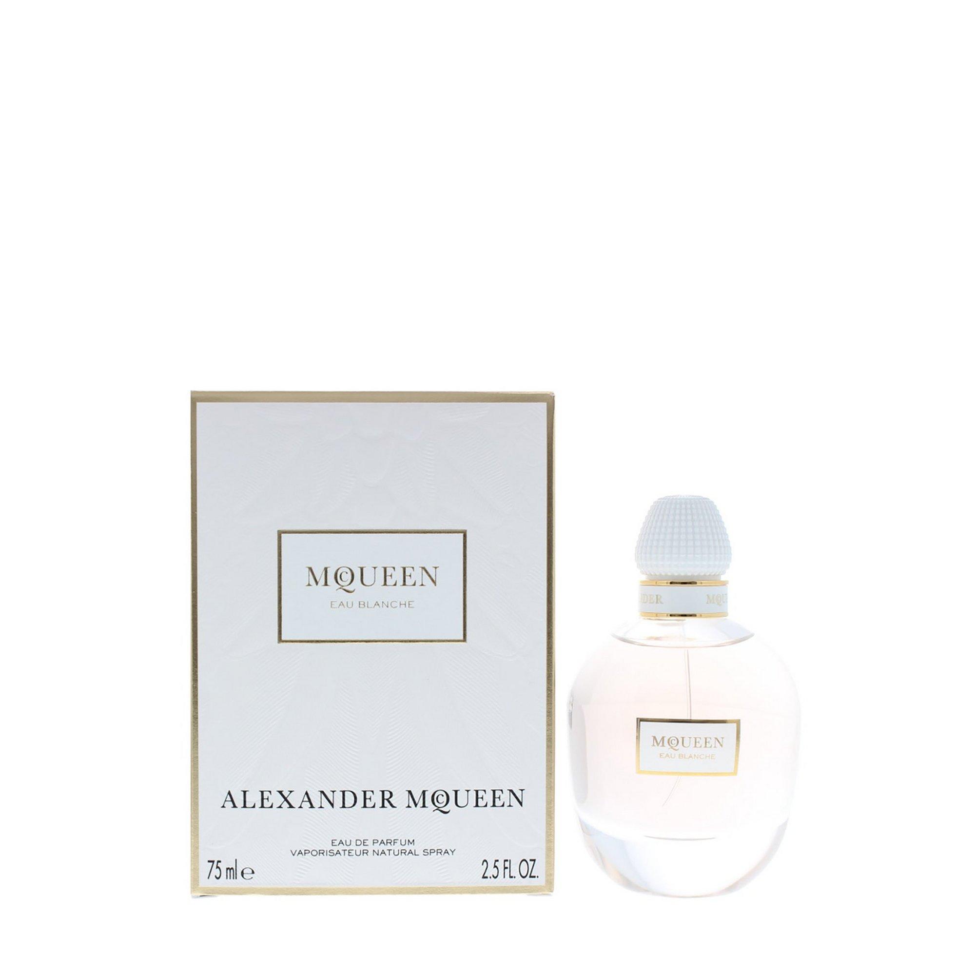 Image of Alexander McQueen Eau Blanche 75ml EDP