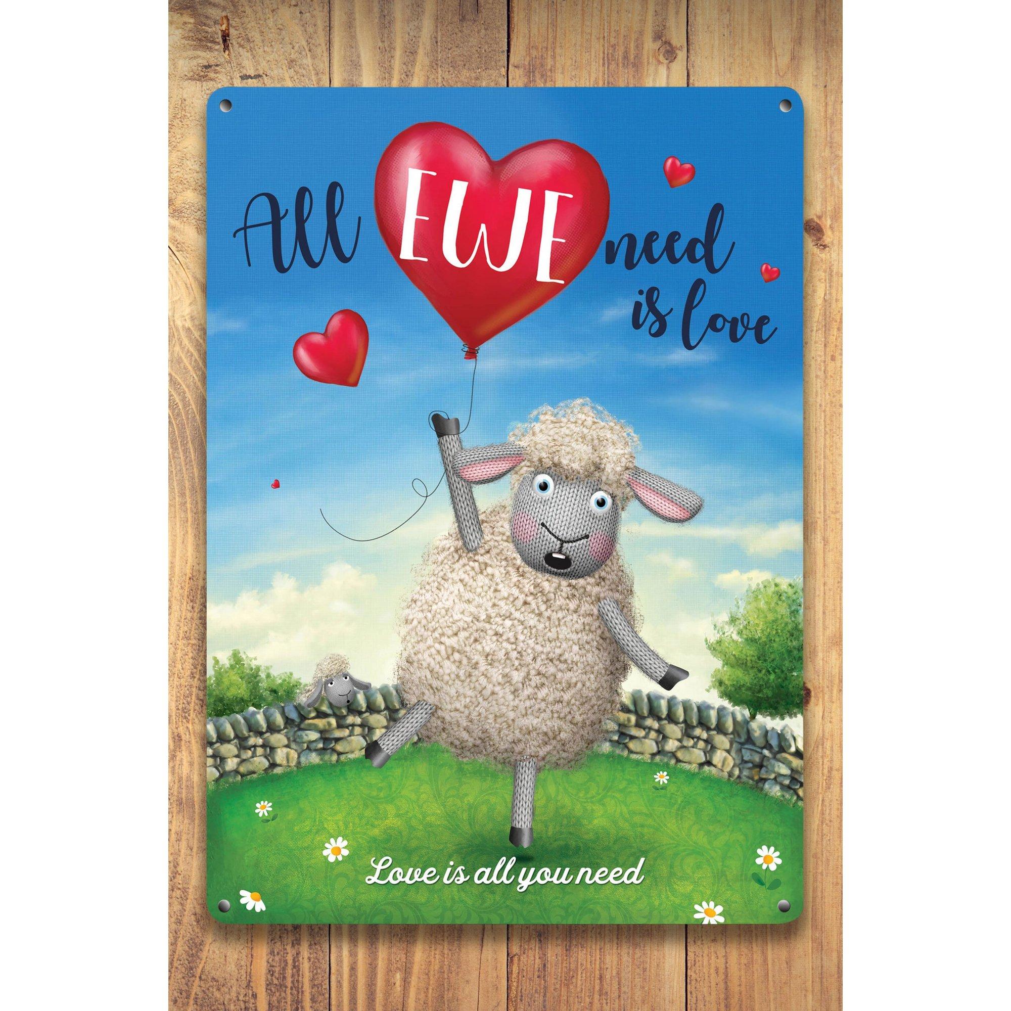 Image of All Ewe Need Sign