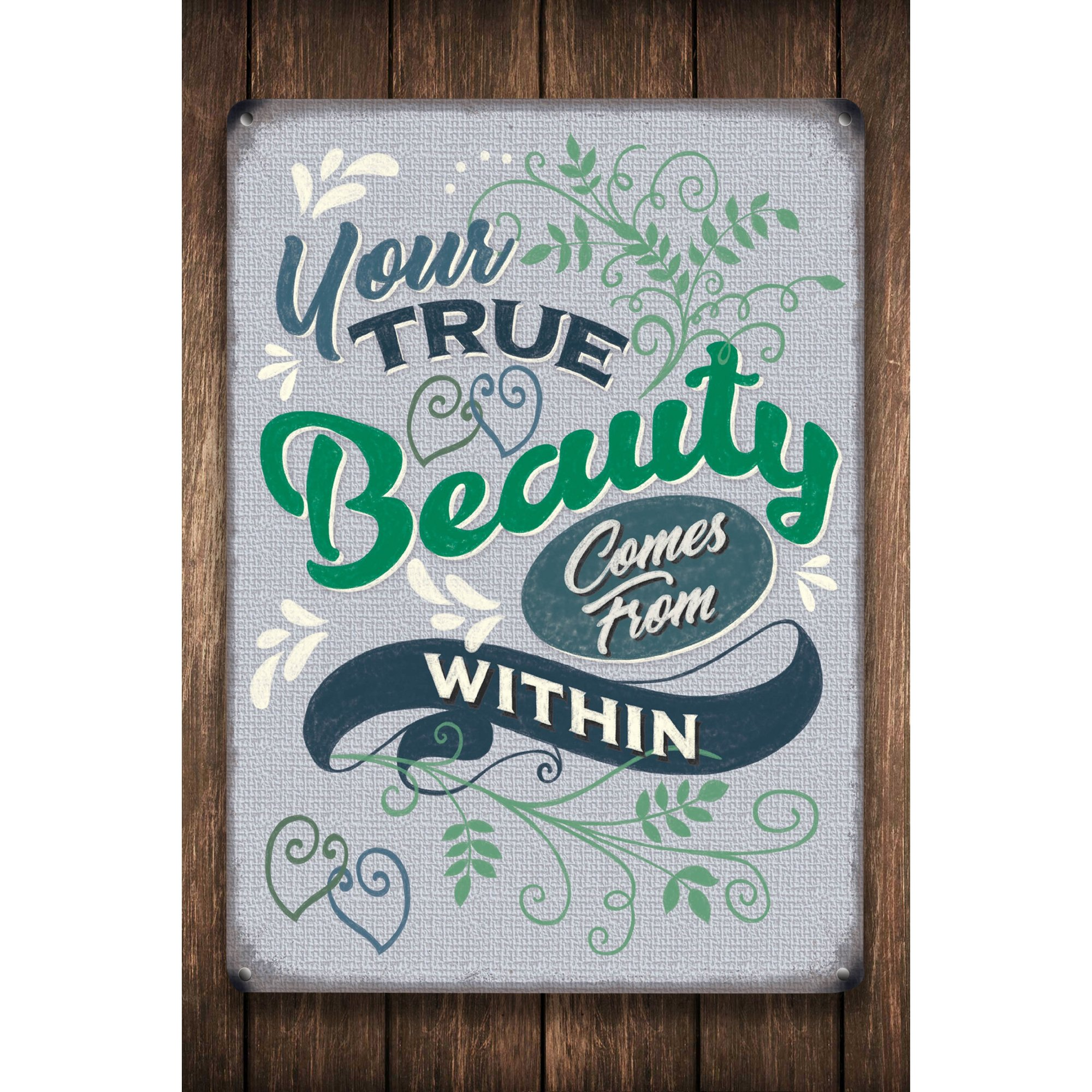 Image of Beauty Sign
