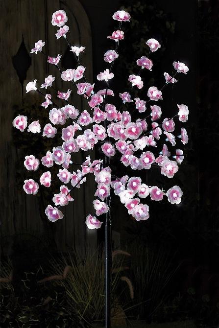 Purple Solar Blossom Tree Studio