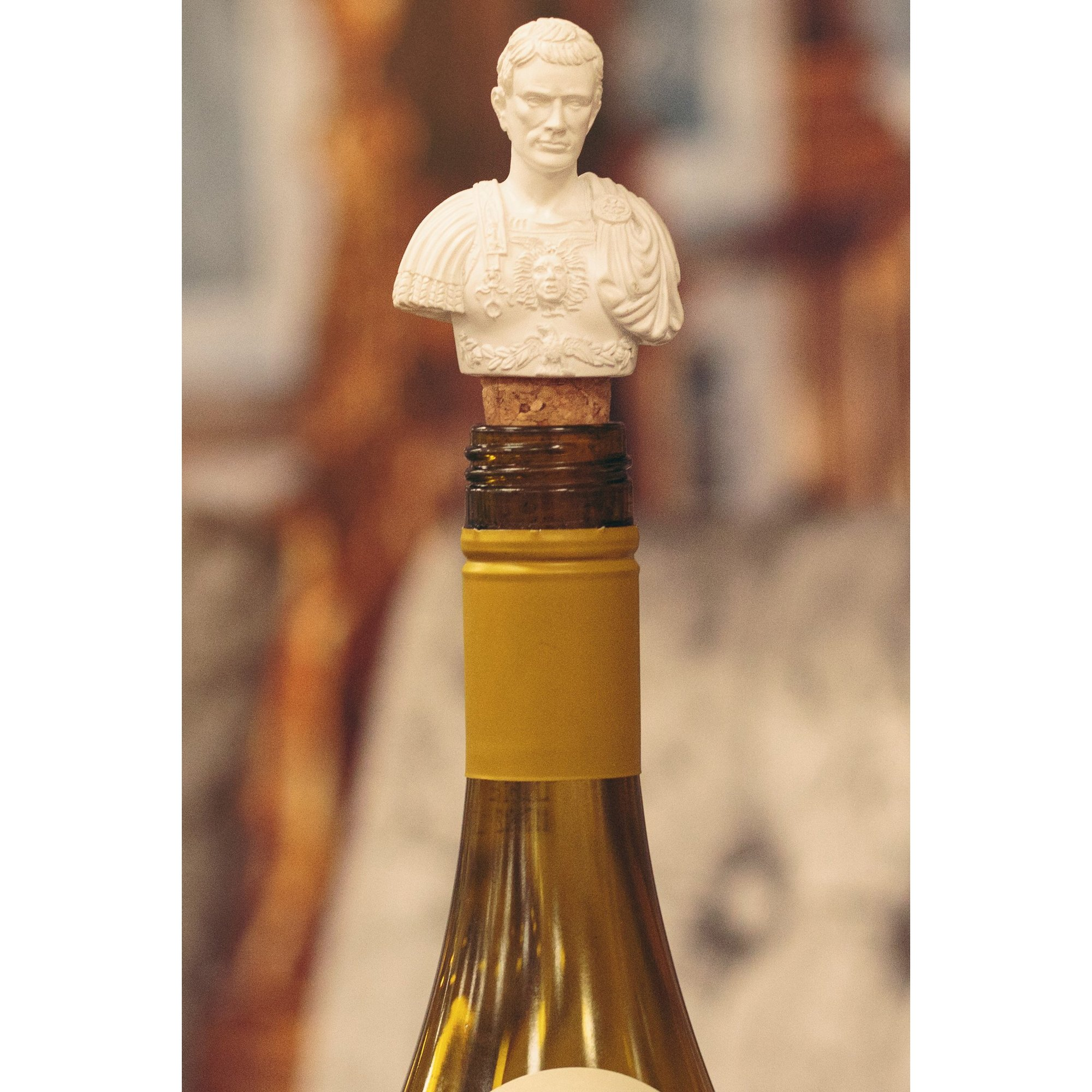 Image of Bar Bust Stopper - Caesar