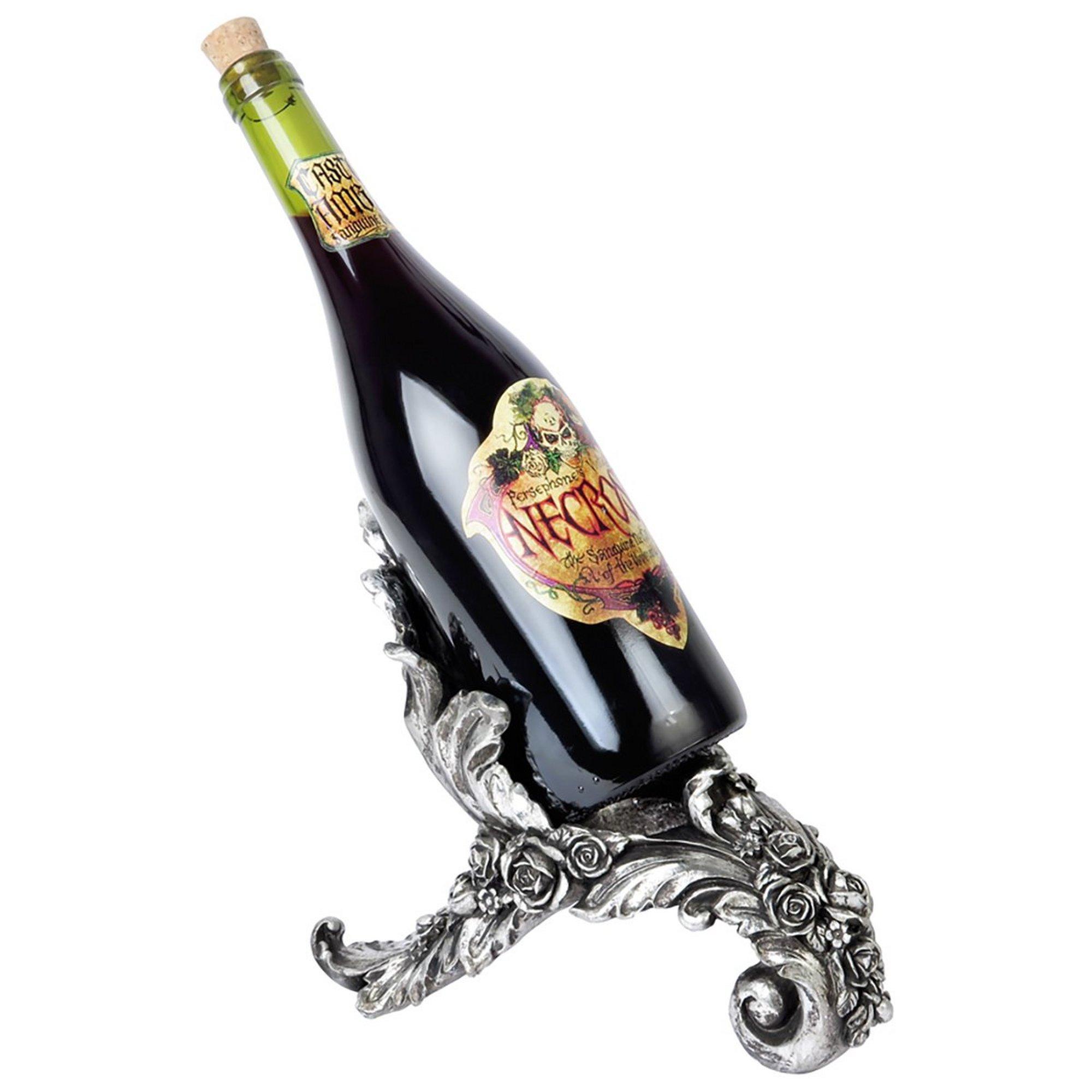 Image of Antique Rose Wine Holder