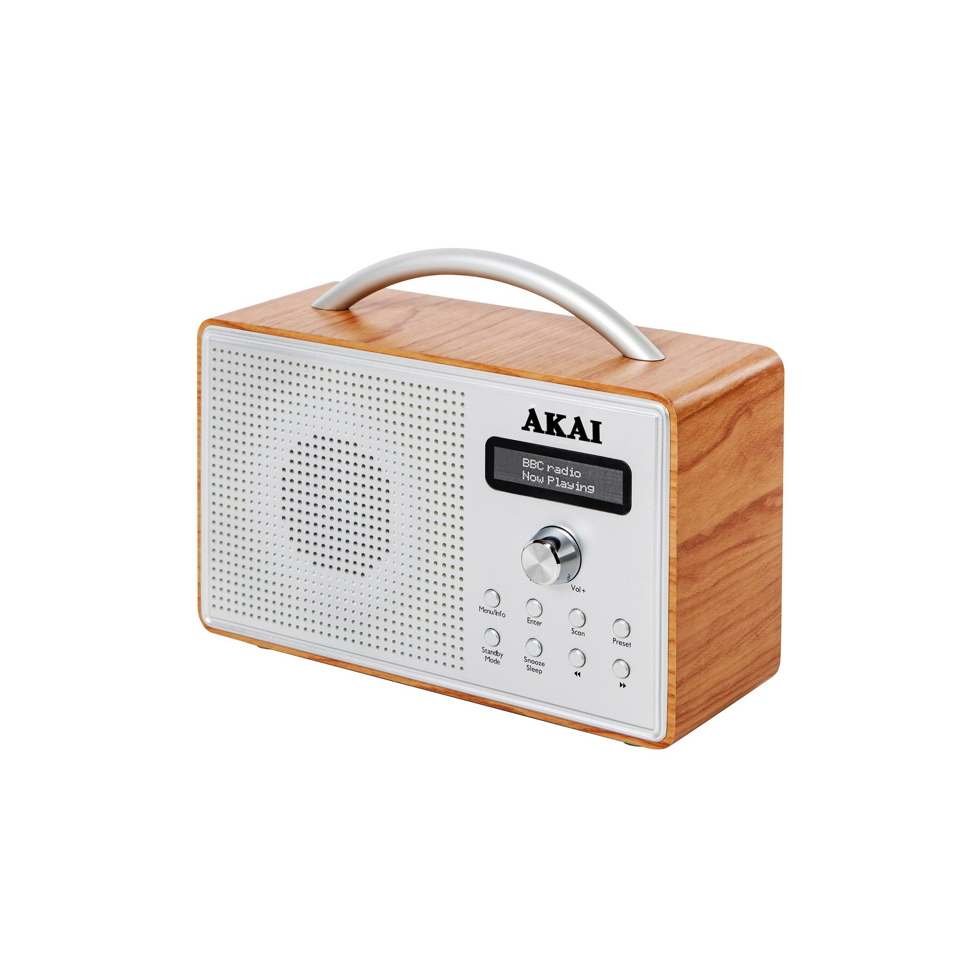 Image of Akai Core Mono DAB Plus FM Radio