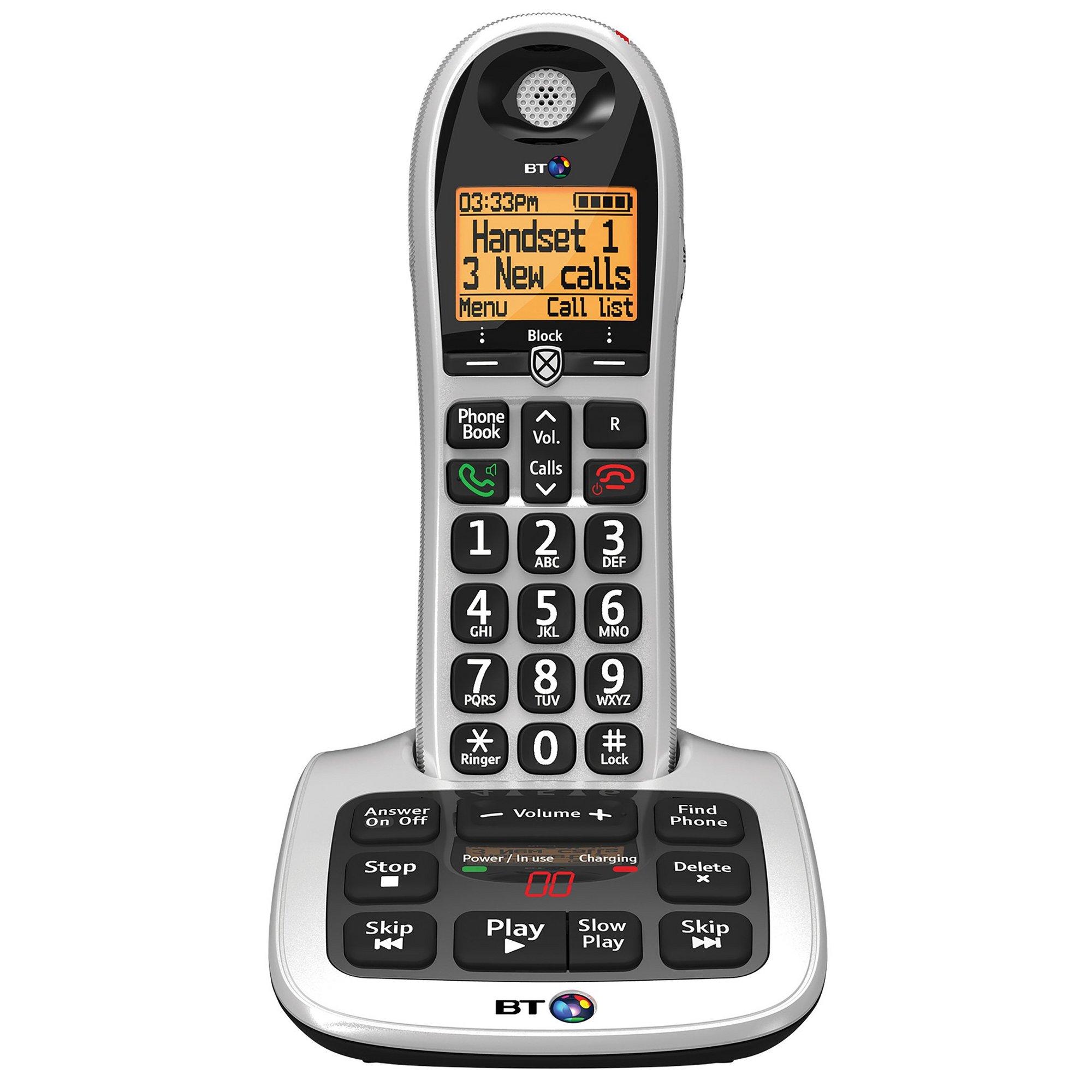 Image of BT 4600 Premium Big Button Single