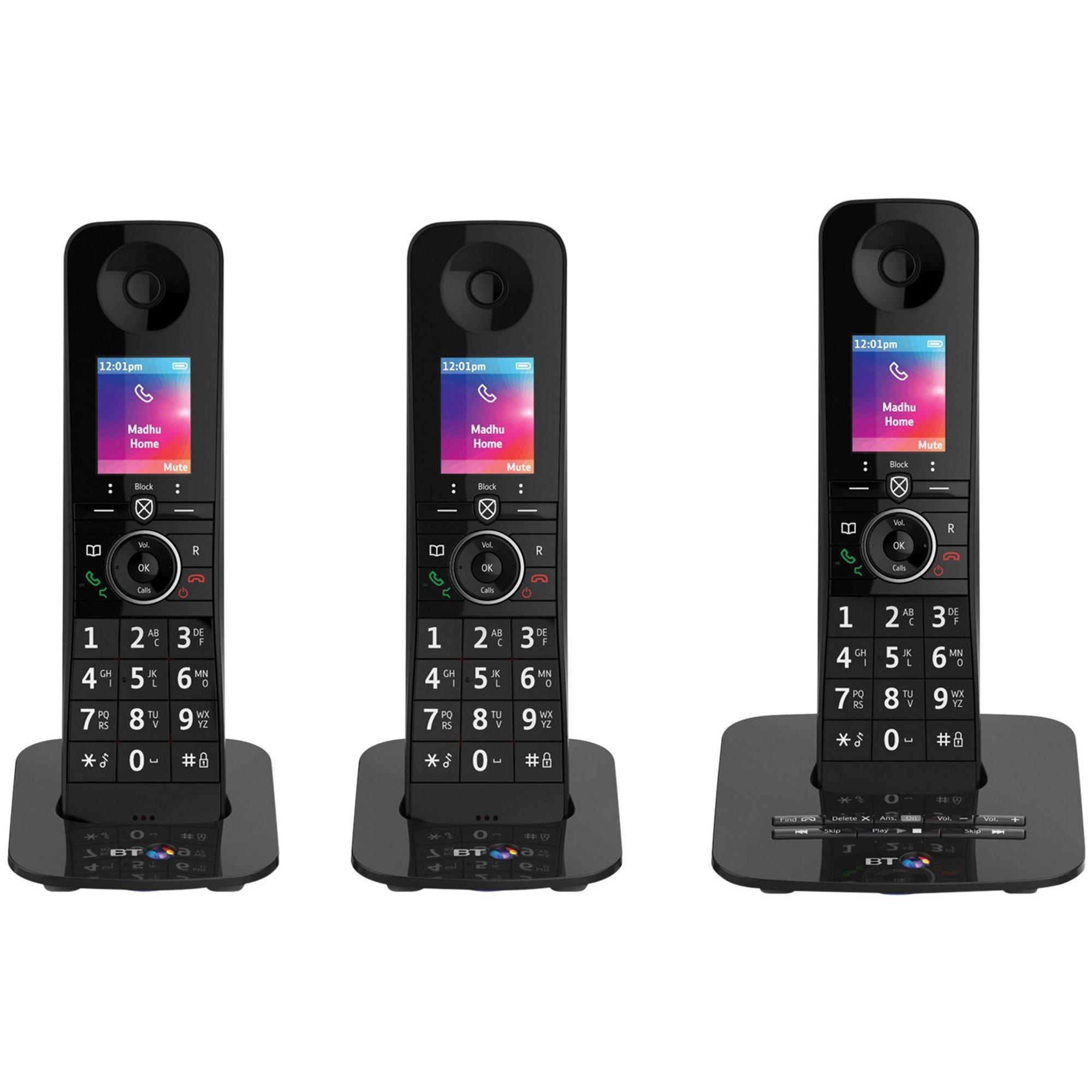 Image of BT Premium Dect Phone Trio