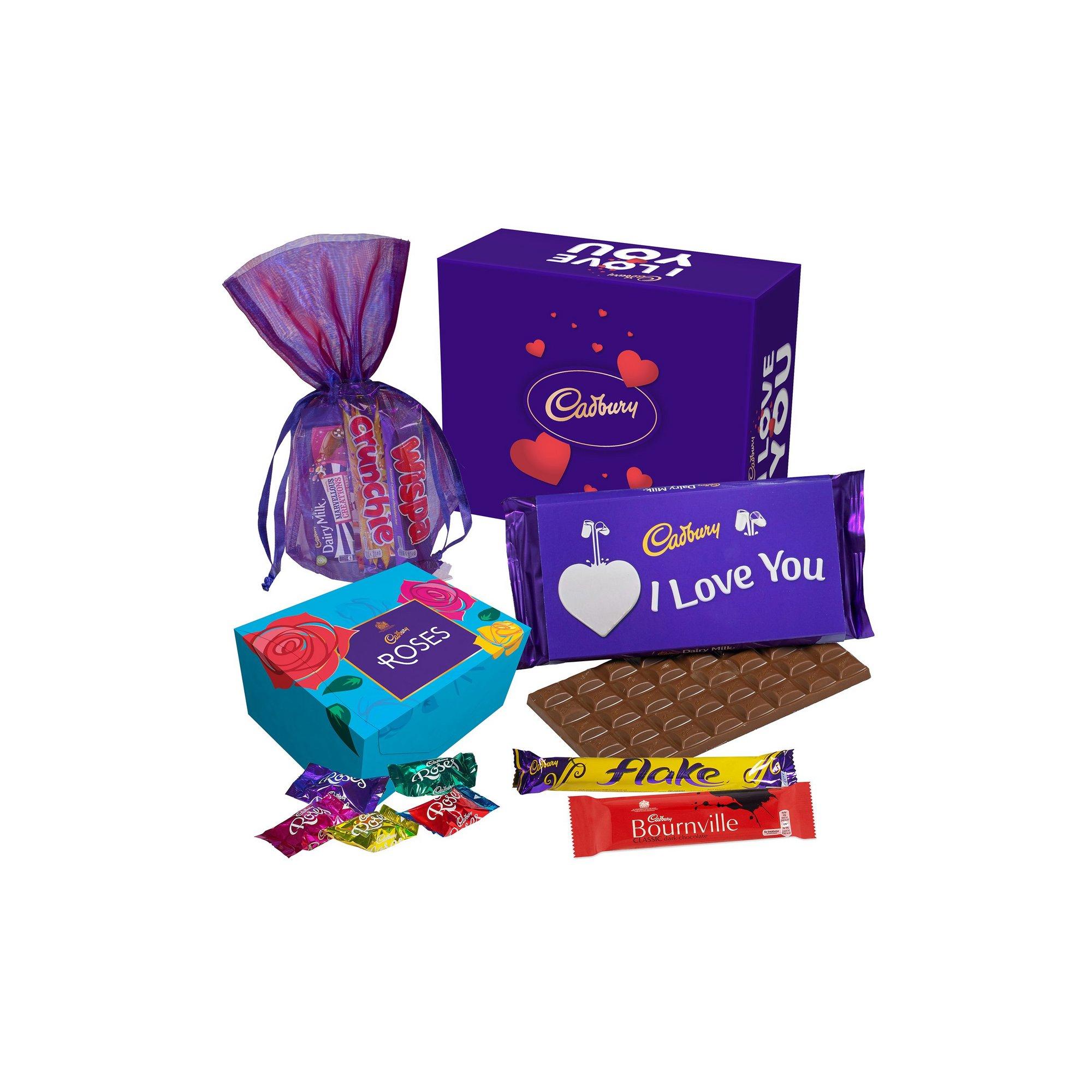 Image of Cadbury Dairy Milk Love Gift Box