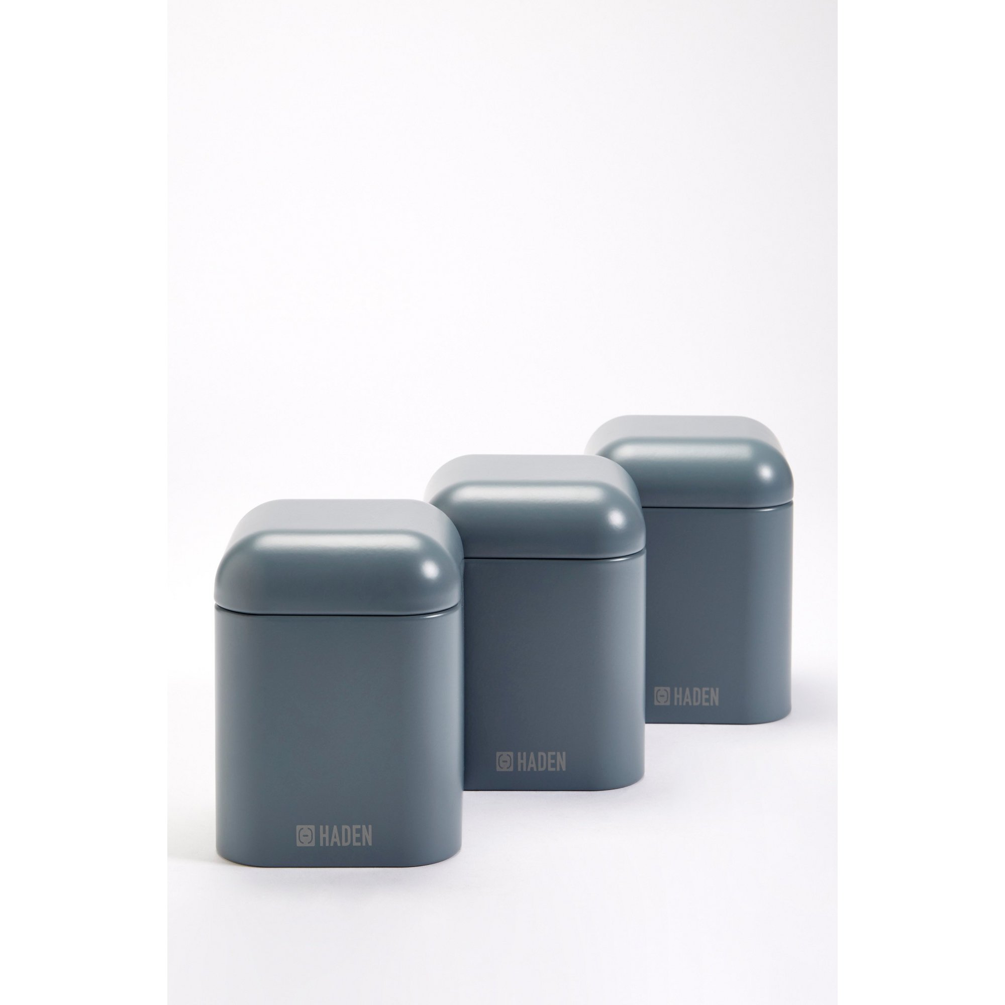 Image of Haden Perth Set of 3 Canisters