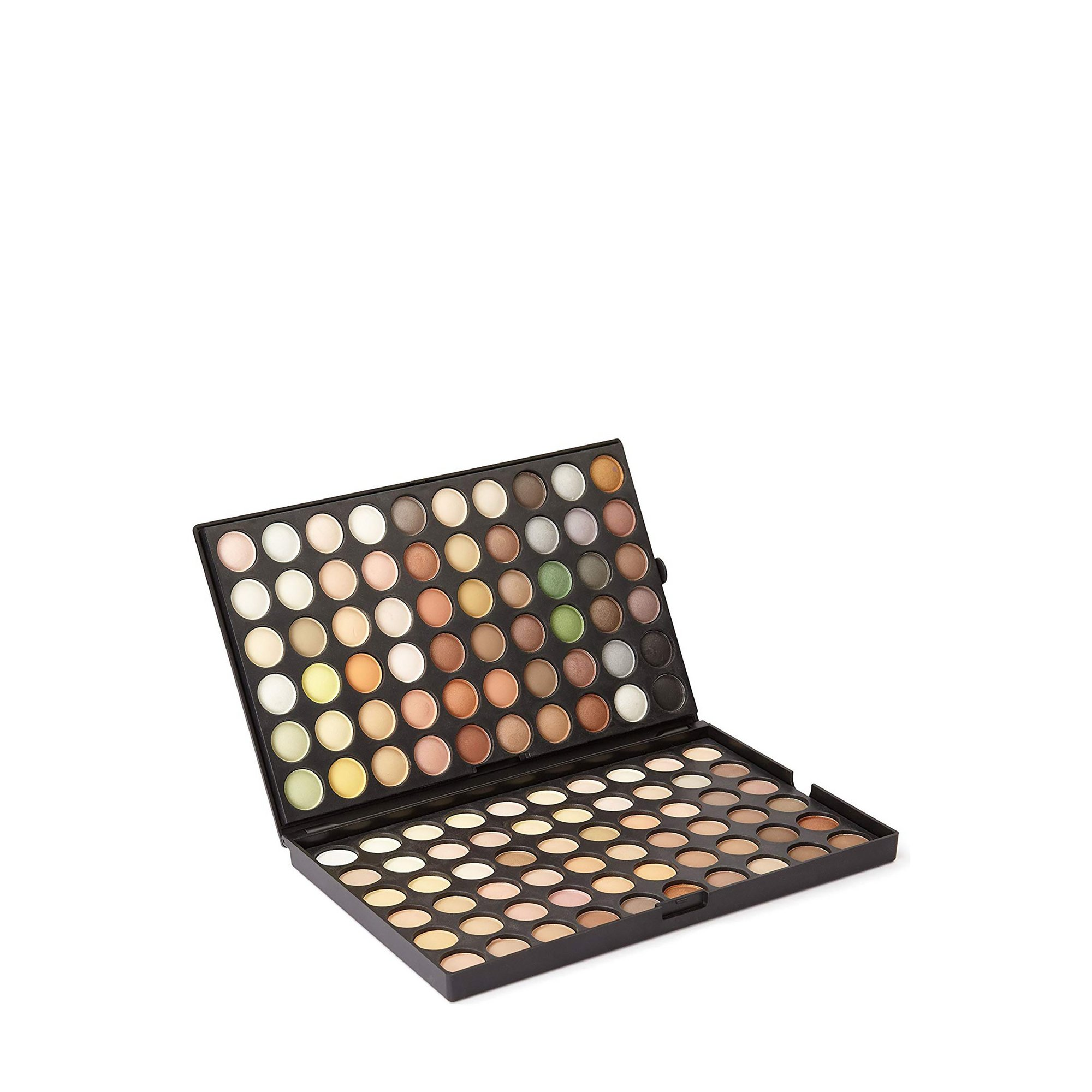 Image of LaRoc 120 Colours Natural Tones Eye Shadow Palette