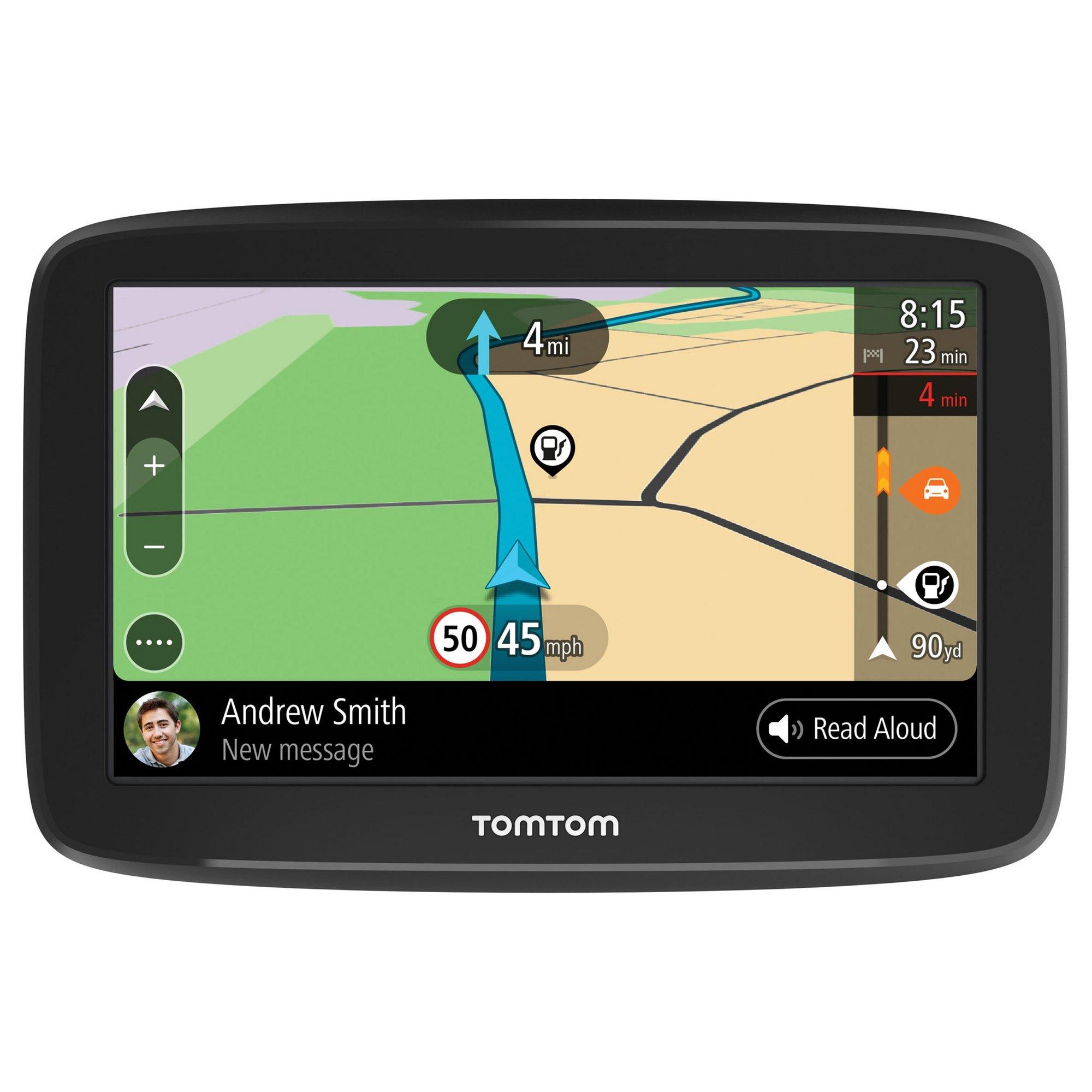 Image of TomTom Go Basic Wi-Fi EU Maps 5 Inch Sat Nav