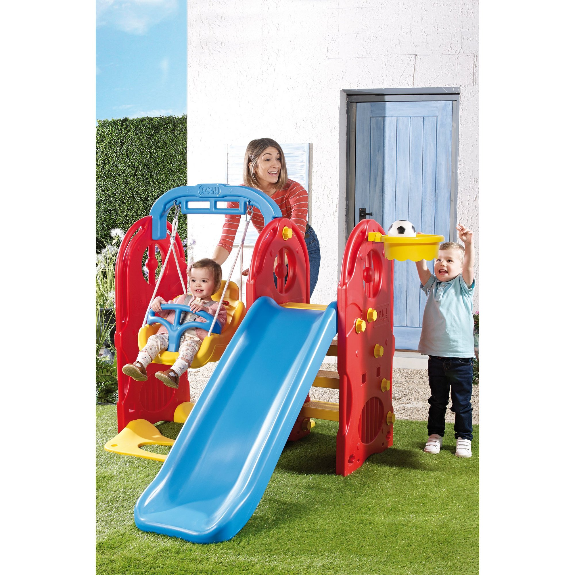 Image of 4 in 1 Playground Set