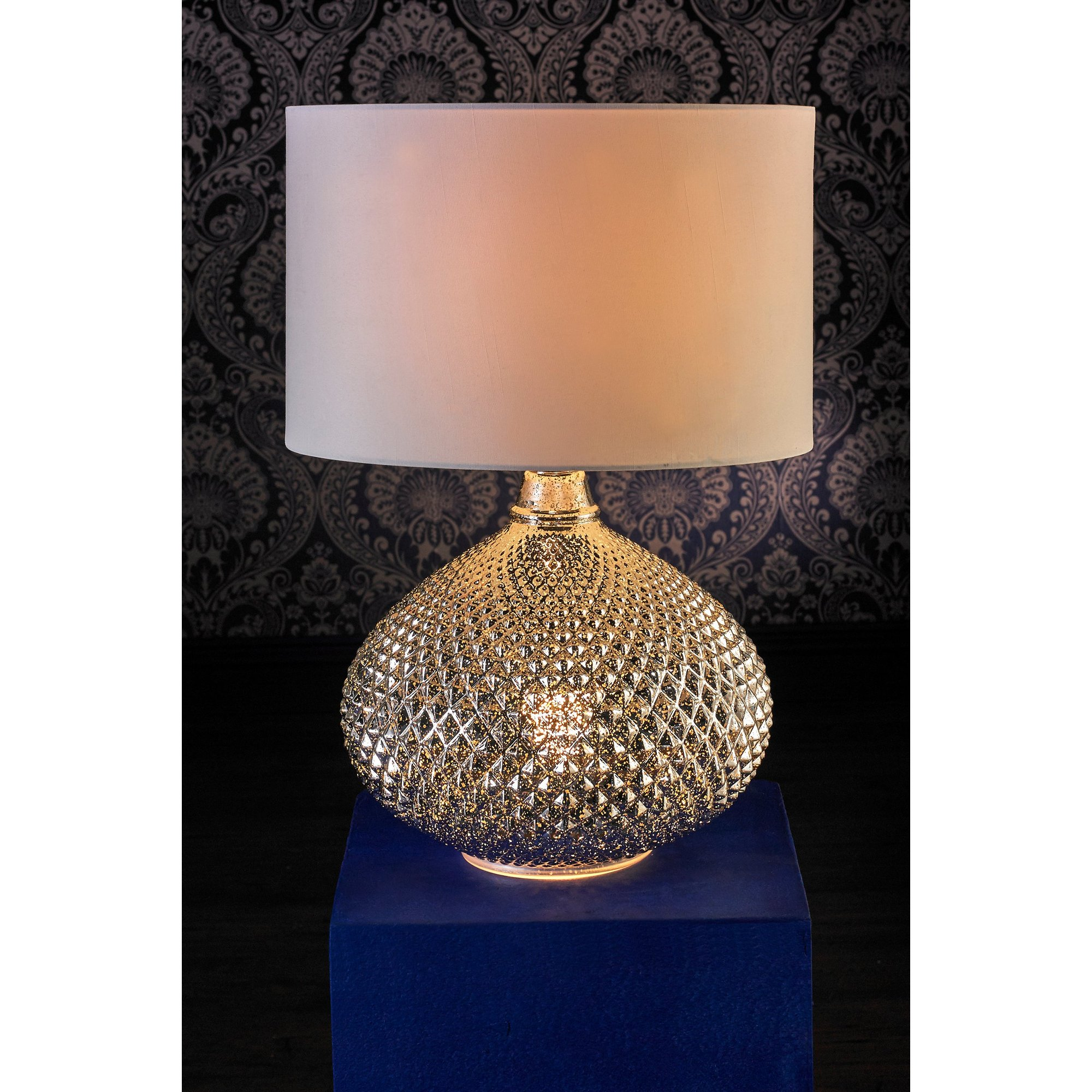 Image of Ambience Table Lamp with Light-Up Base