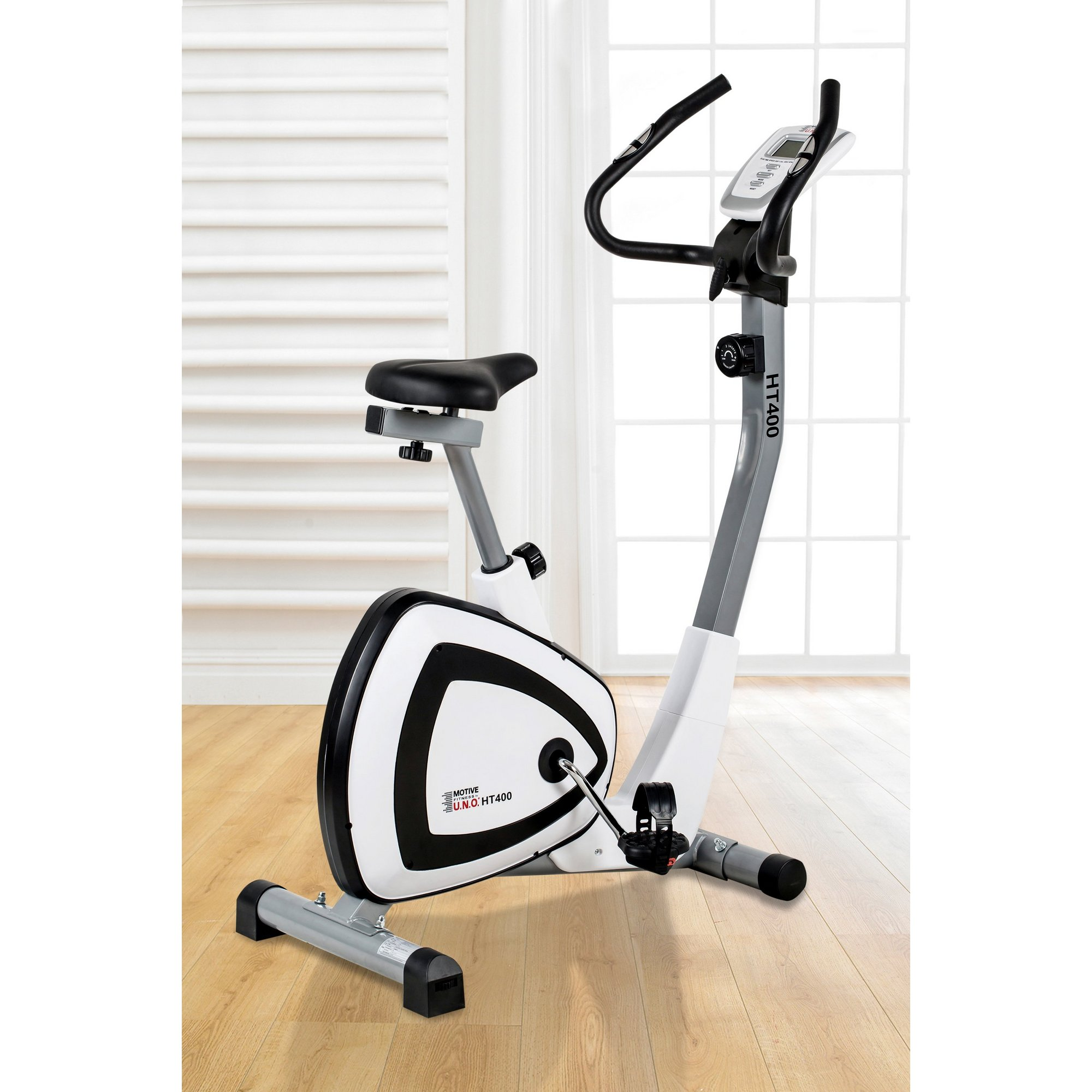 Image of Motive Fitness By Uno HT400 Upright Cycle