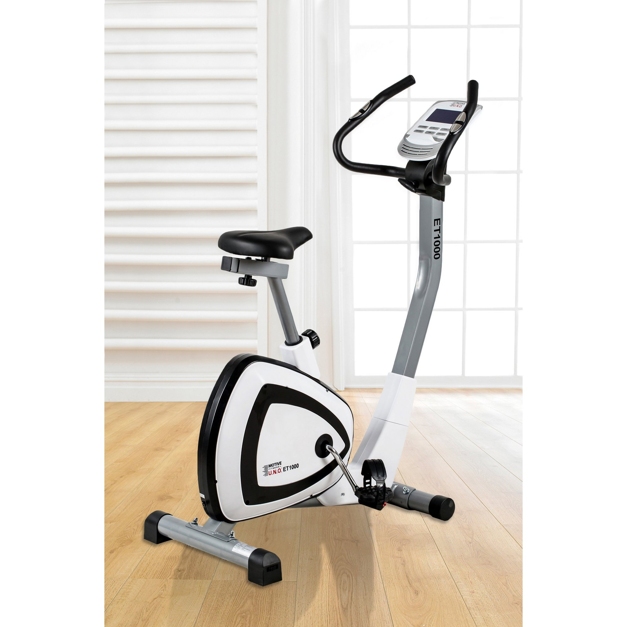 Image of Motive Fitness By Uno ET1000 Ergometer Upright Cycle