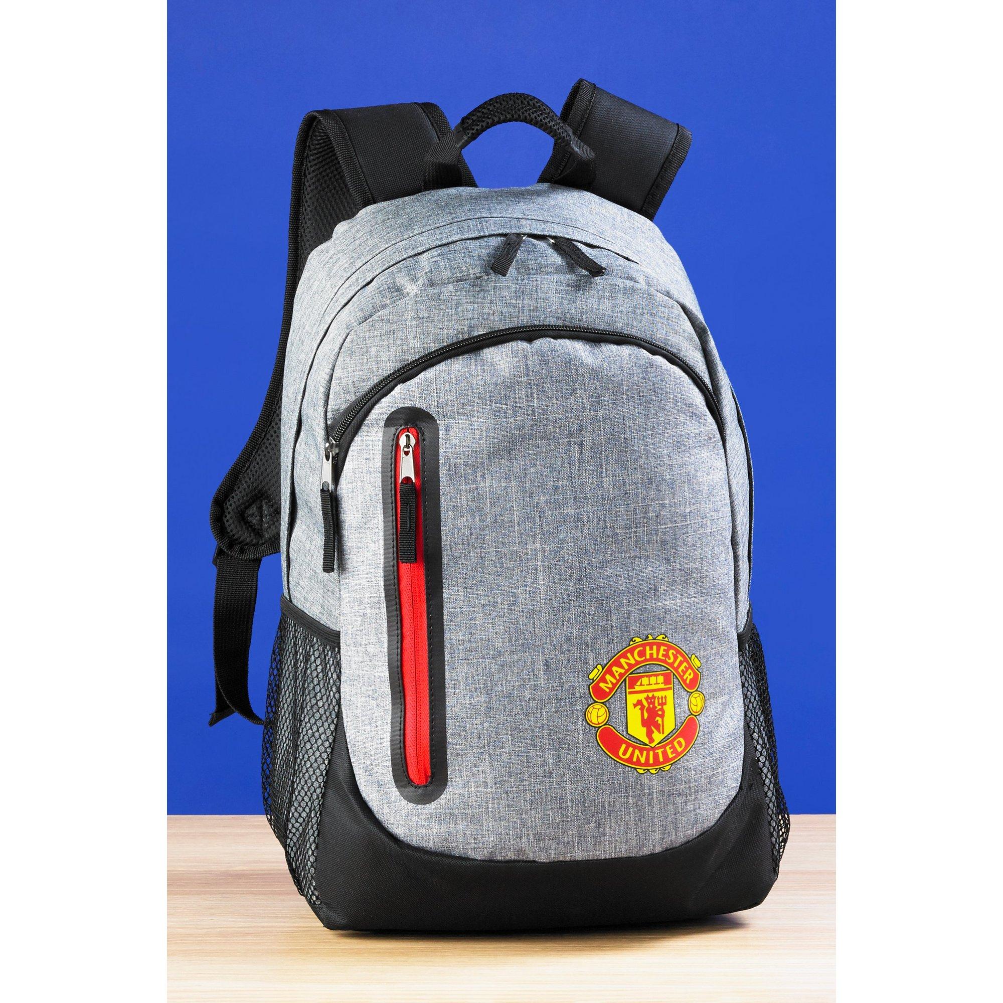 Image of Logo Backpack - Manchester United FC