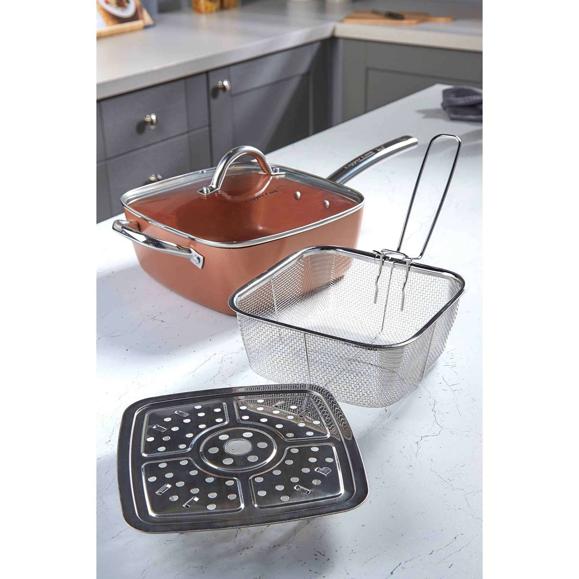 Image of Copper Cook All Rounder Pan