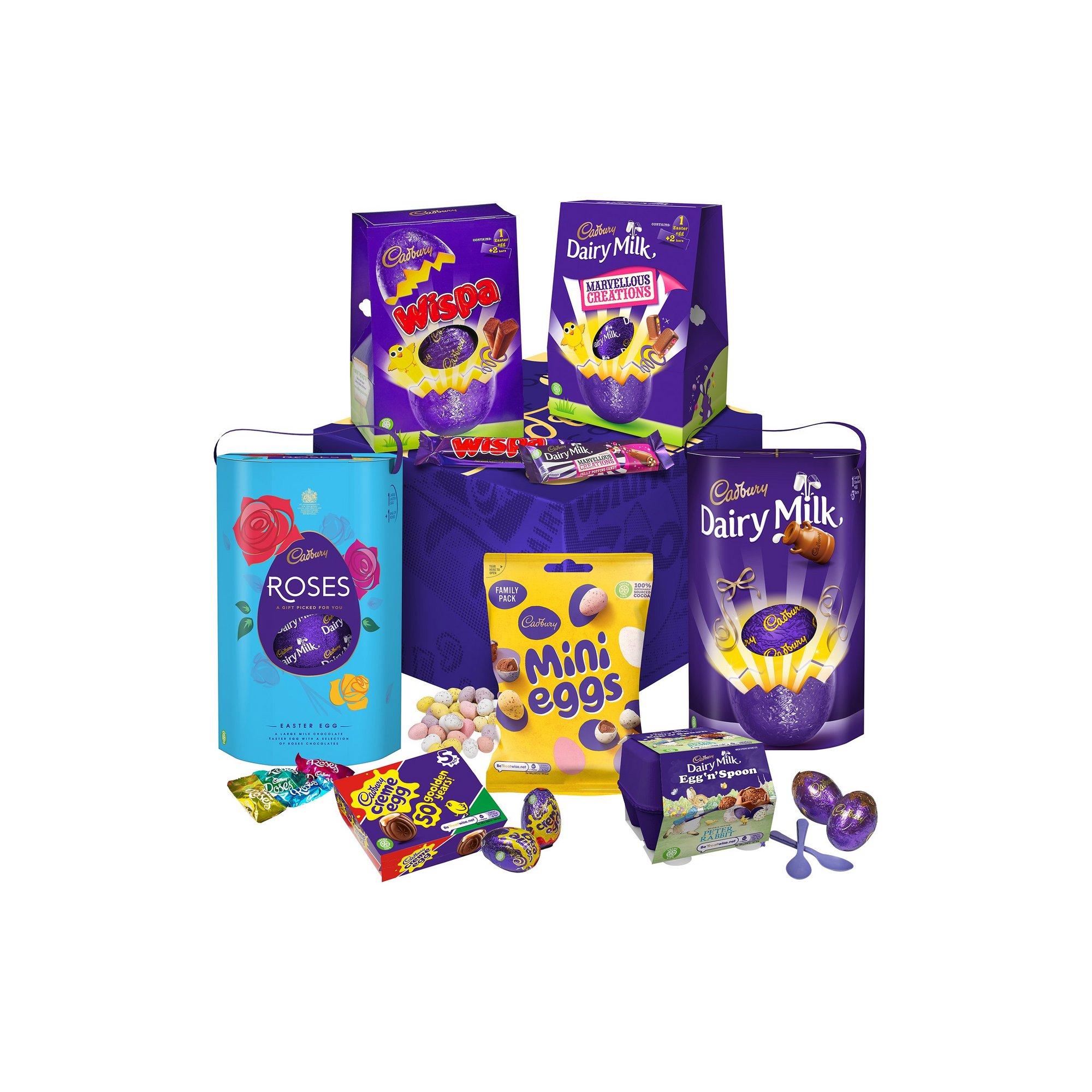 Image of Cadbury Easter Deluxe Hamper