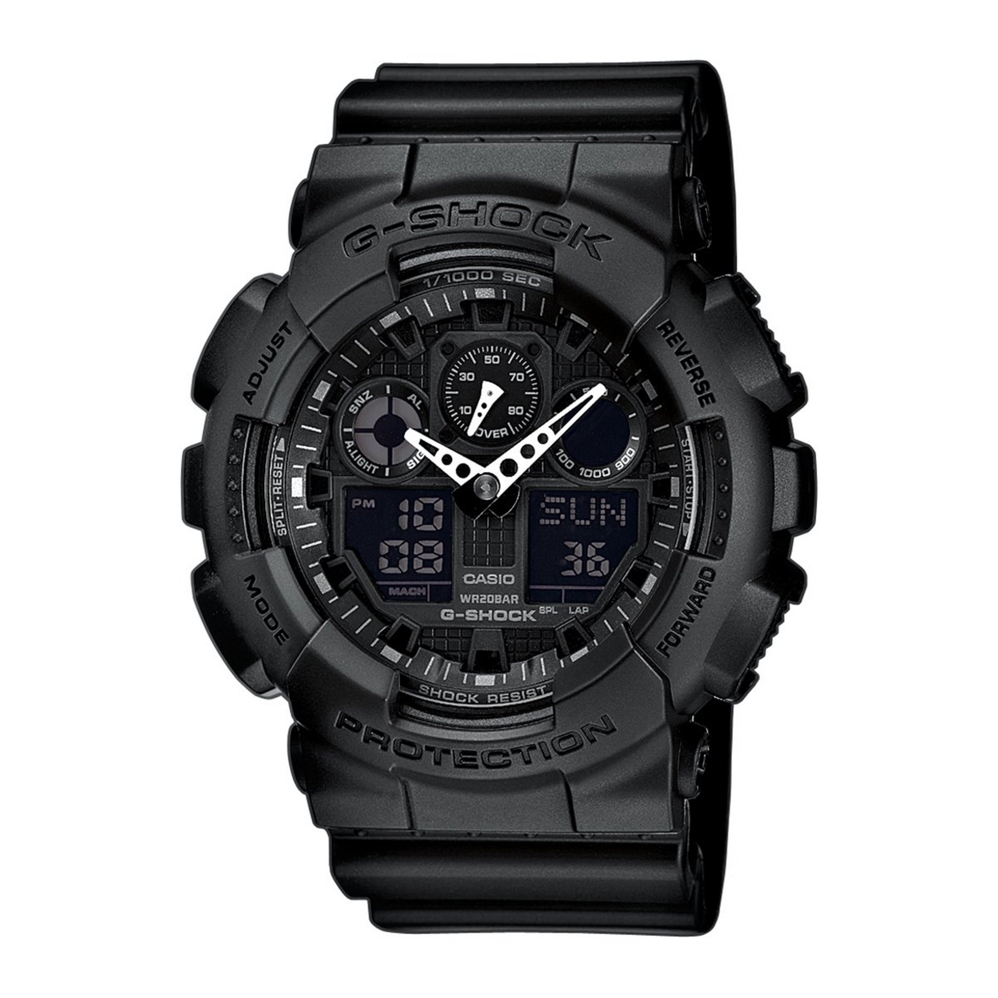 Image of Casio G-Shock Alarm Watch