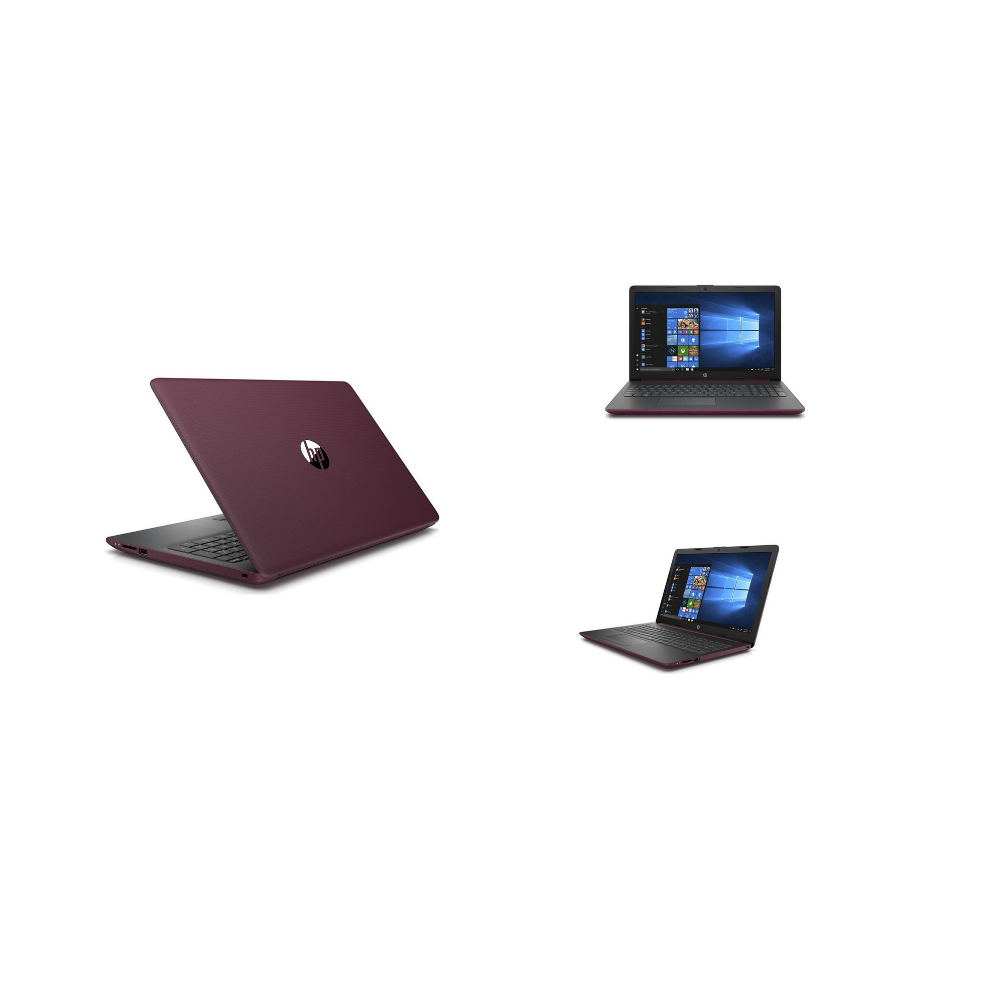 Image of HP 15 Inch AMD 4GB 1TB Full HD Laptop