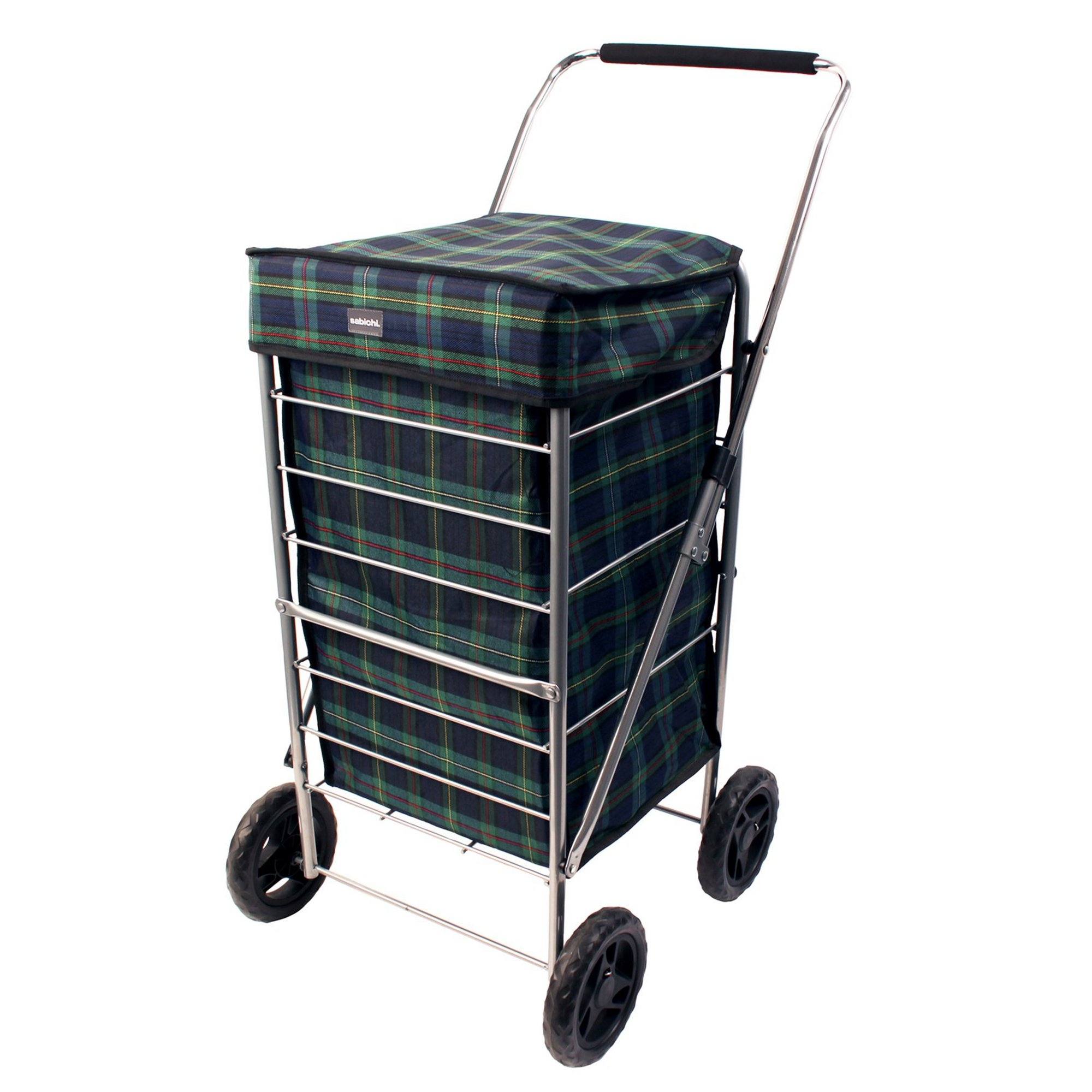 Image of Angus 4 wheel shopping trolley