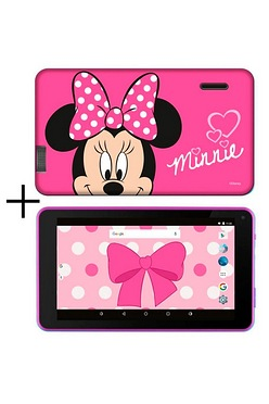 Minnie Mouse Themed Tablet with Pre-Loaded Games - 7 Inch f904194936