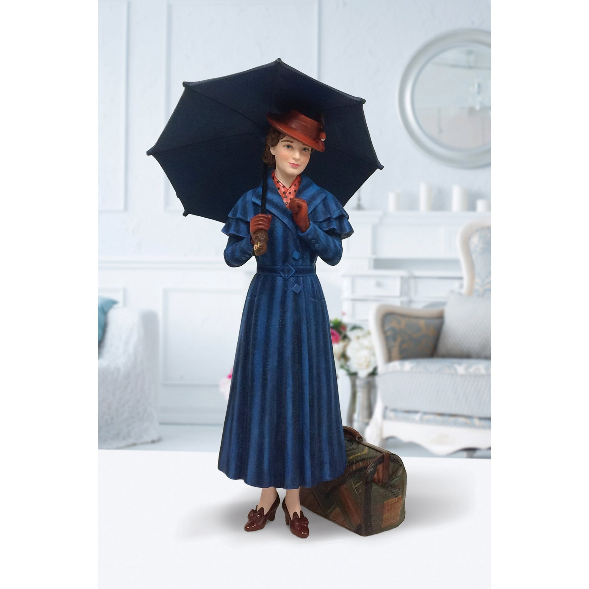 Image of Disney Showcase Live Action Mary Poppins Figurine