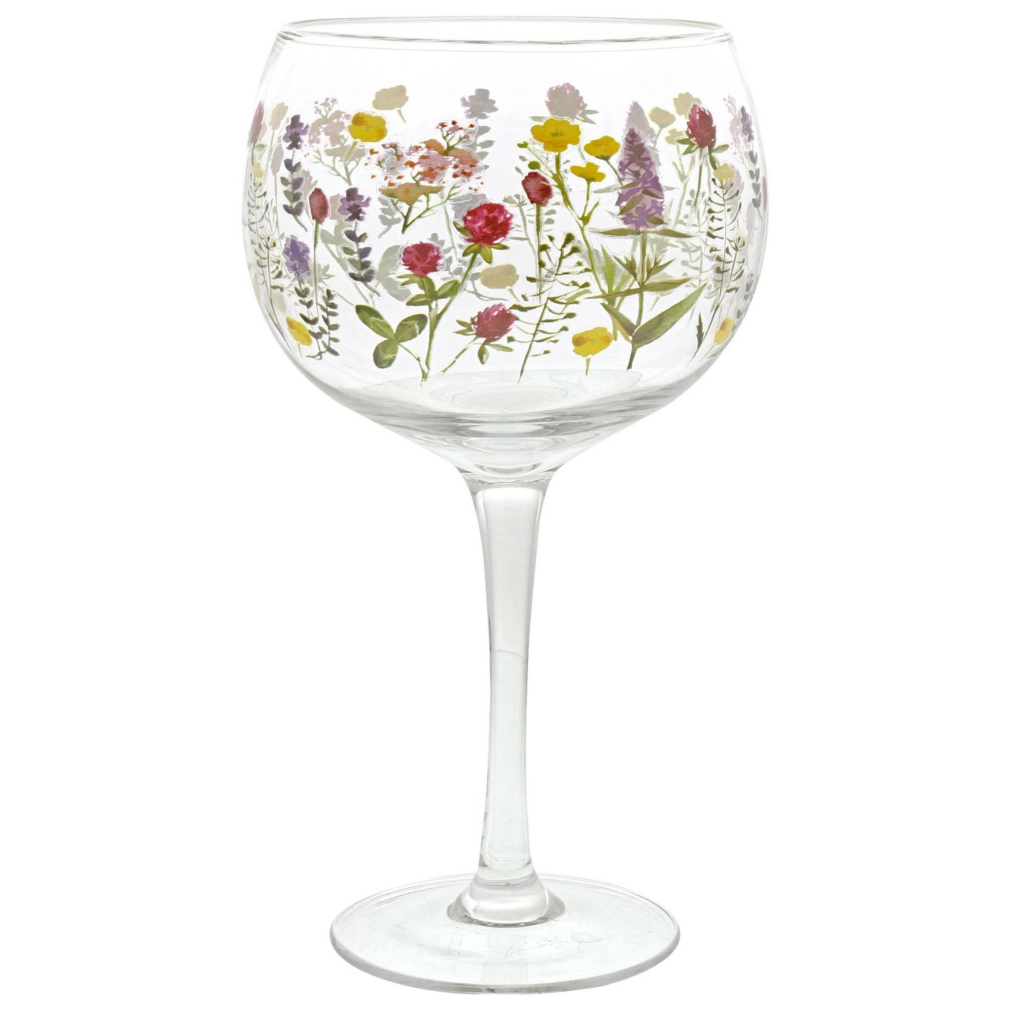 Image of Ginology Wildflowers Gin Glass
