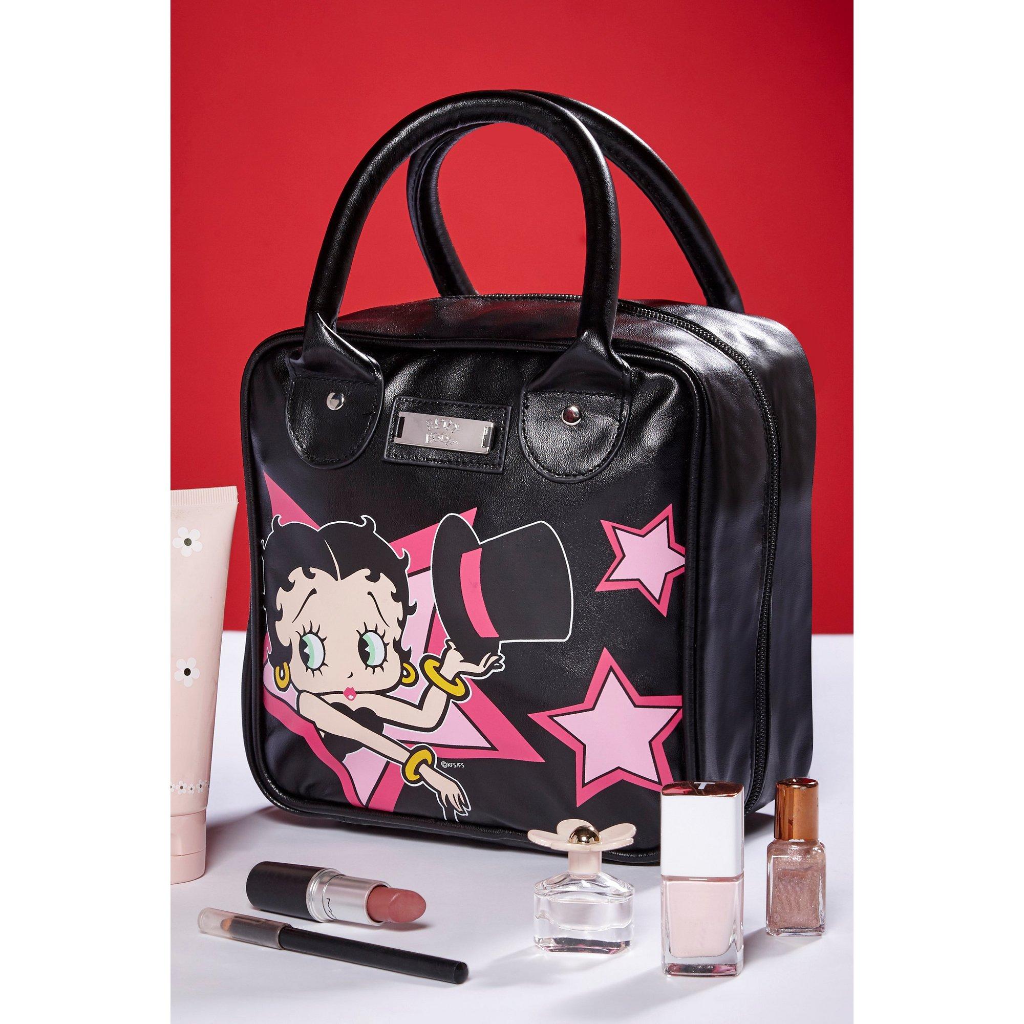 Image of Betty Boop Show Girl Vanity Bag