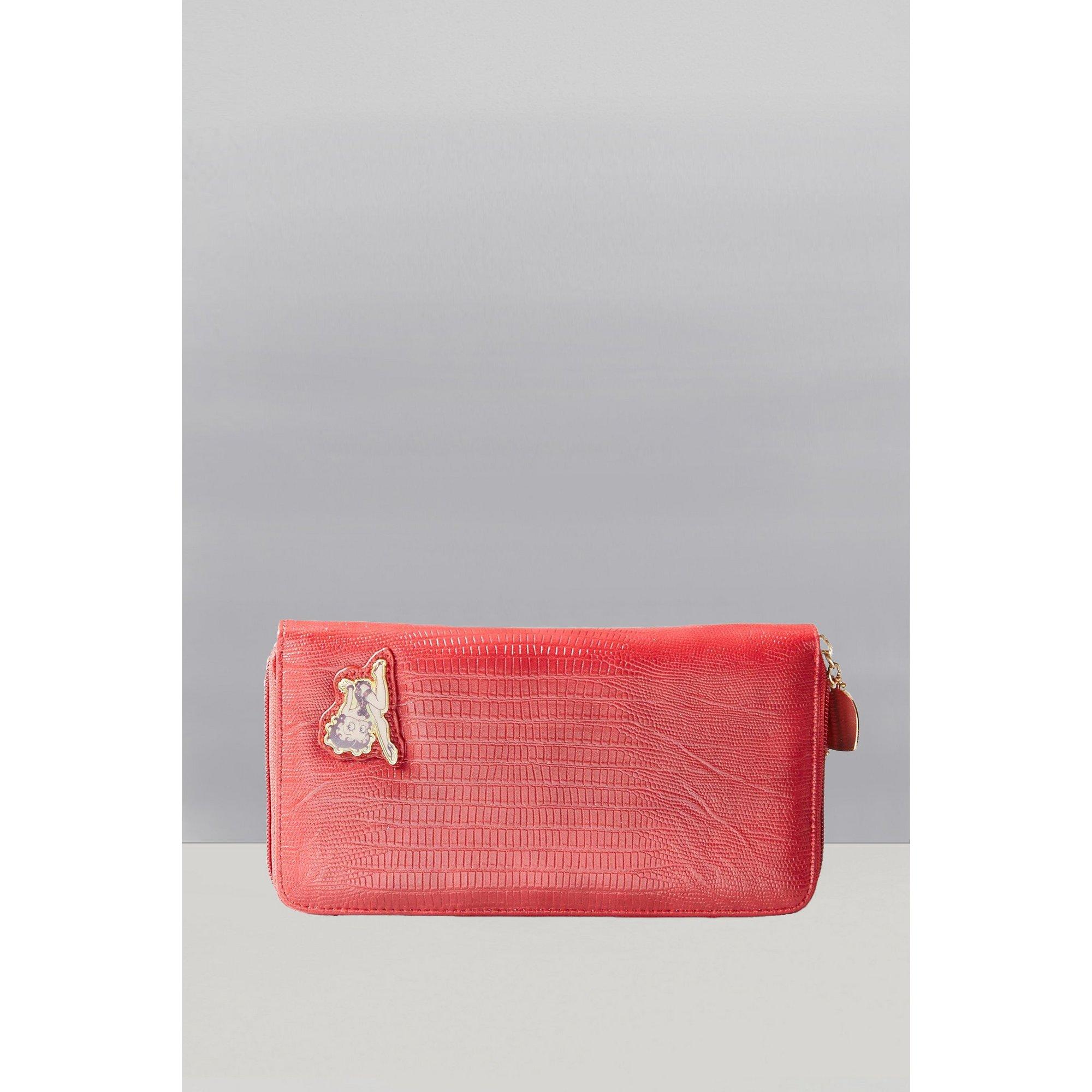 Image of Betty Boop Classic Zip Around Purse