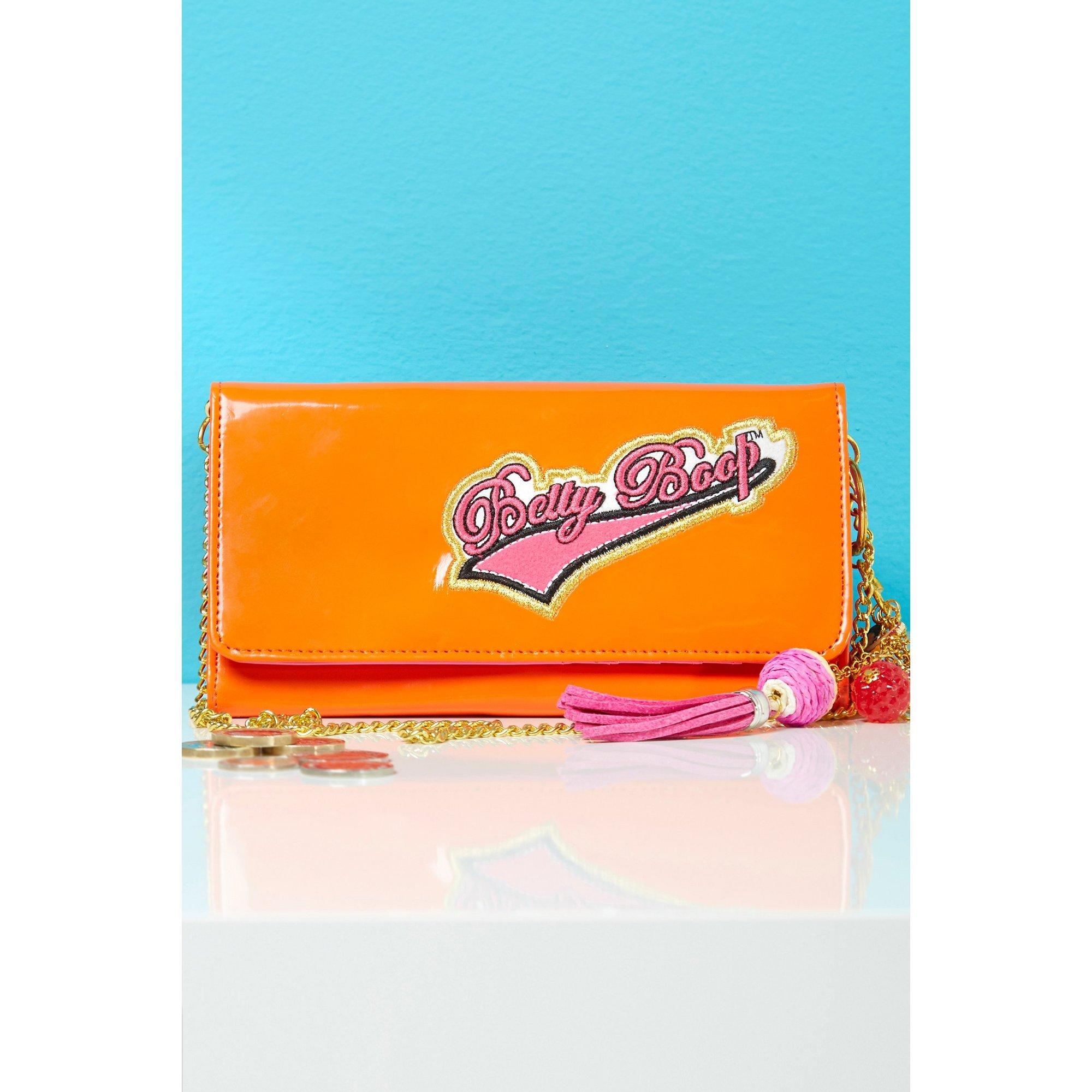Image of Betty Boop Clutch Me Clutch Bag