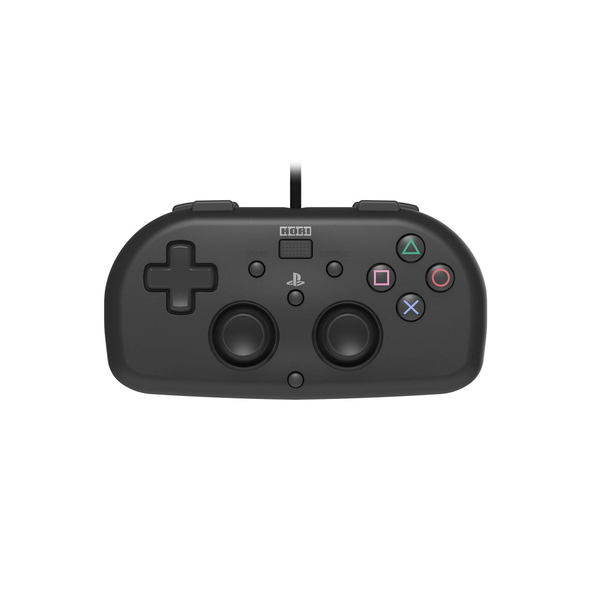 Image of Hori Pad Mini Ps4 Controller Black