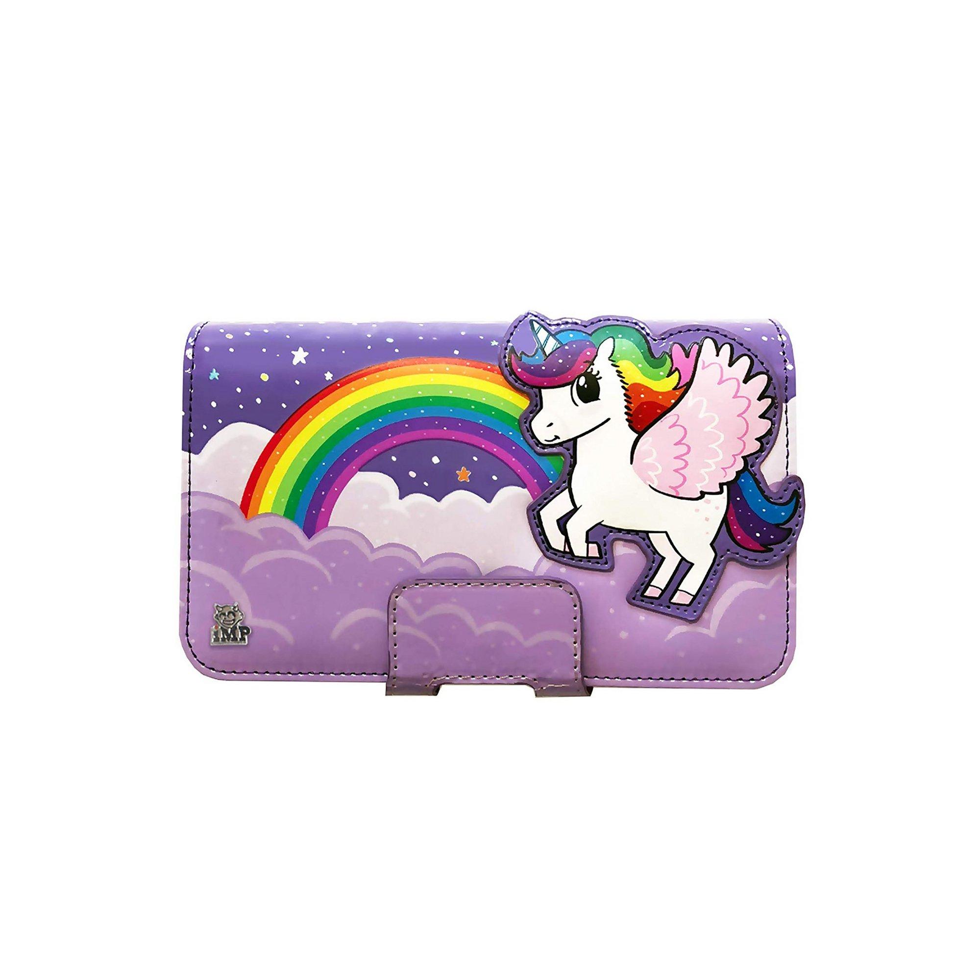 Image of 2DS XL Unicorn Flip Case