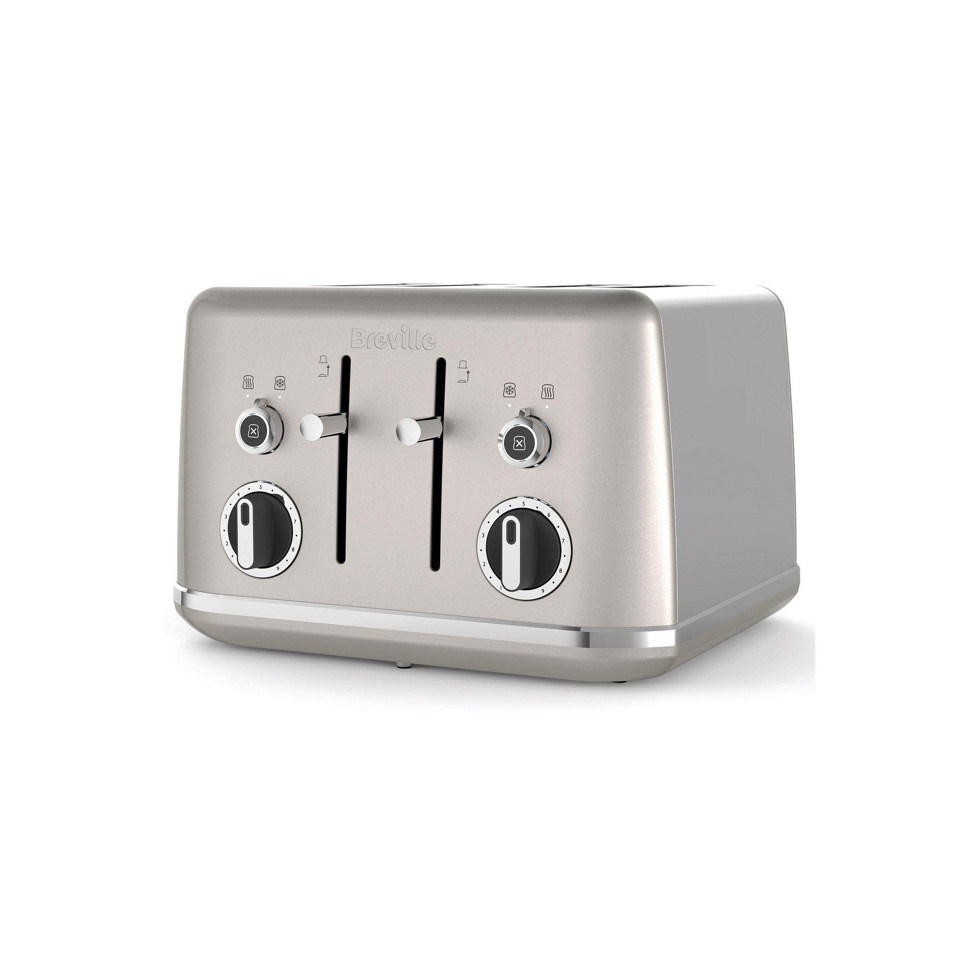 Image of Breville Lustra 4-Slice Toaster