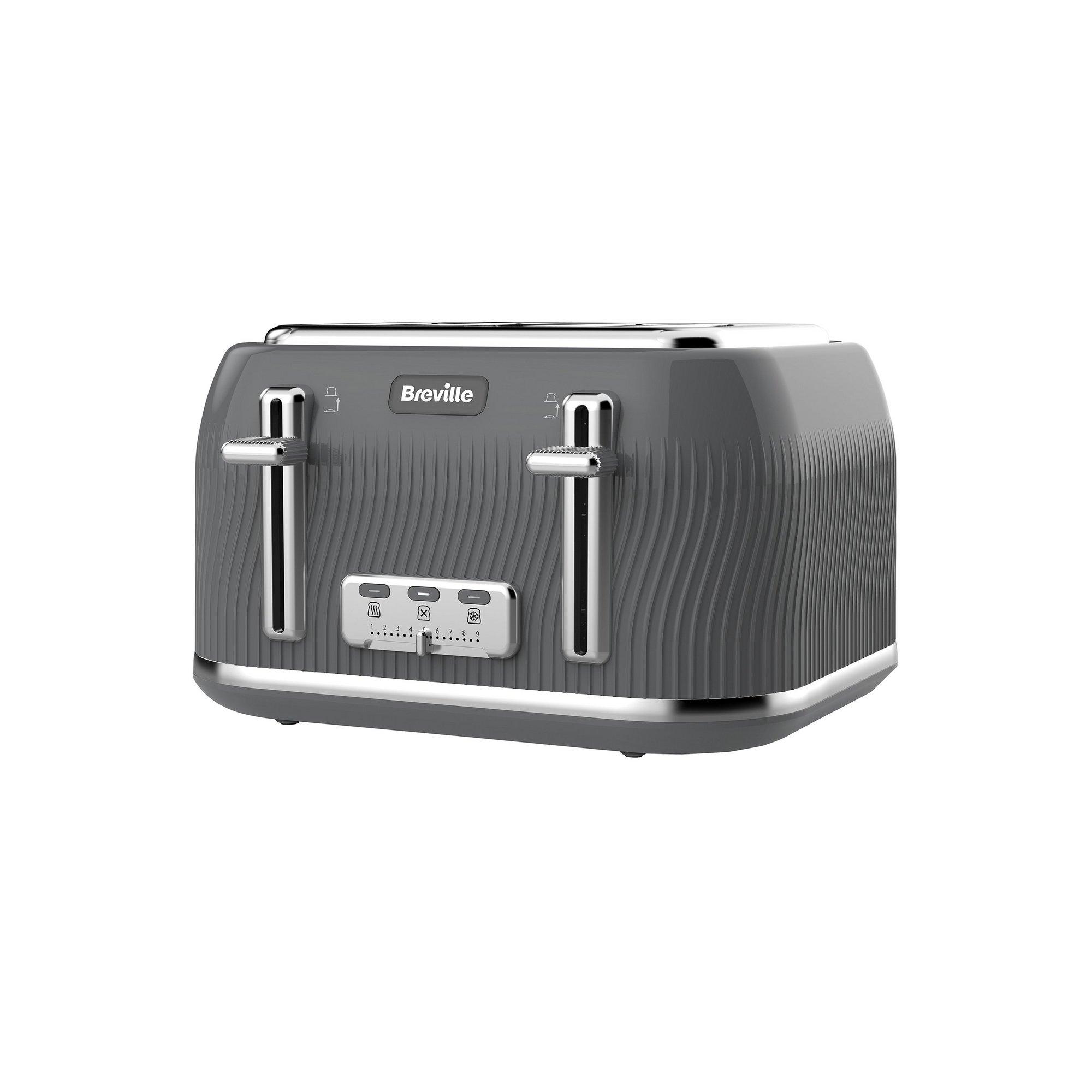 Image of Breville Flow 4-Slice Toaster