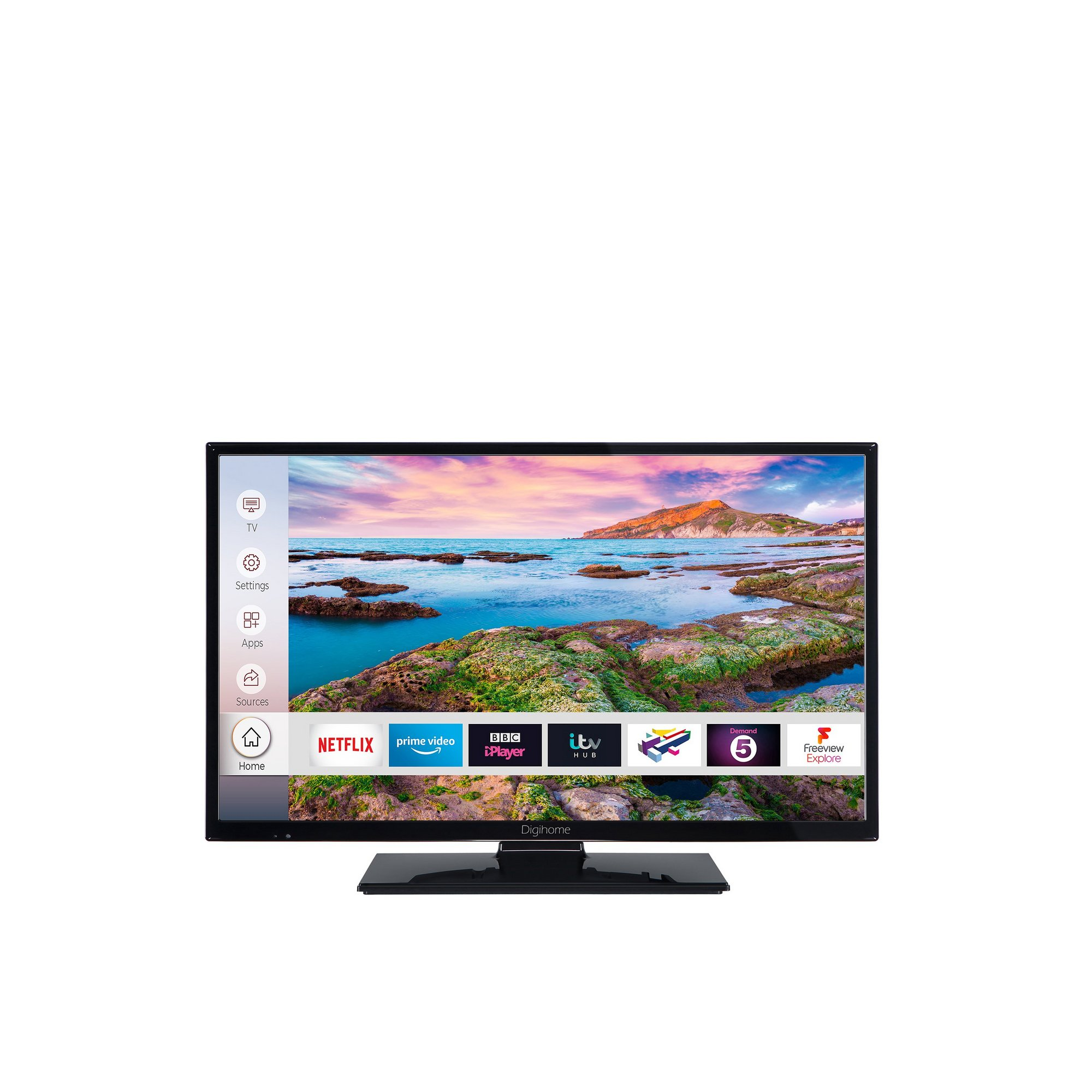 Image of Digihome 24 Inch 24287HDSM HD Ready Smart TV