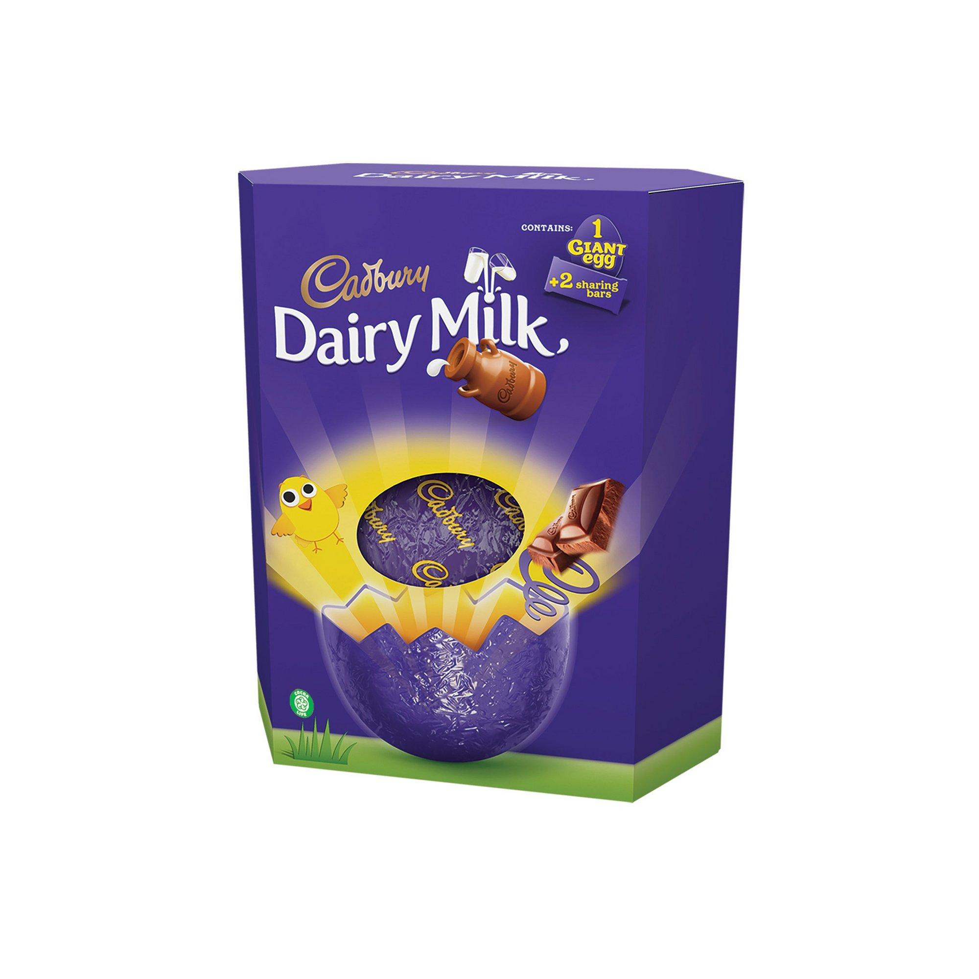 Image of Cadbury Dairy Milk Giant Egg